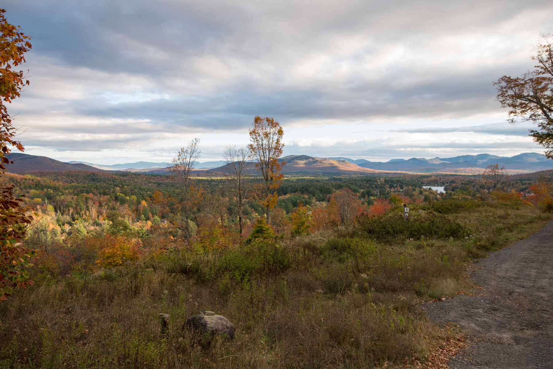 Commercial for Sale at Saranac Lake Building Lot with Panoramic Views 9 Palisade Saranac Lake, New York 12983 United States