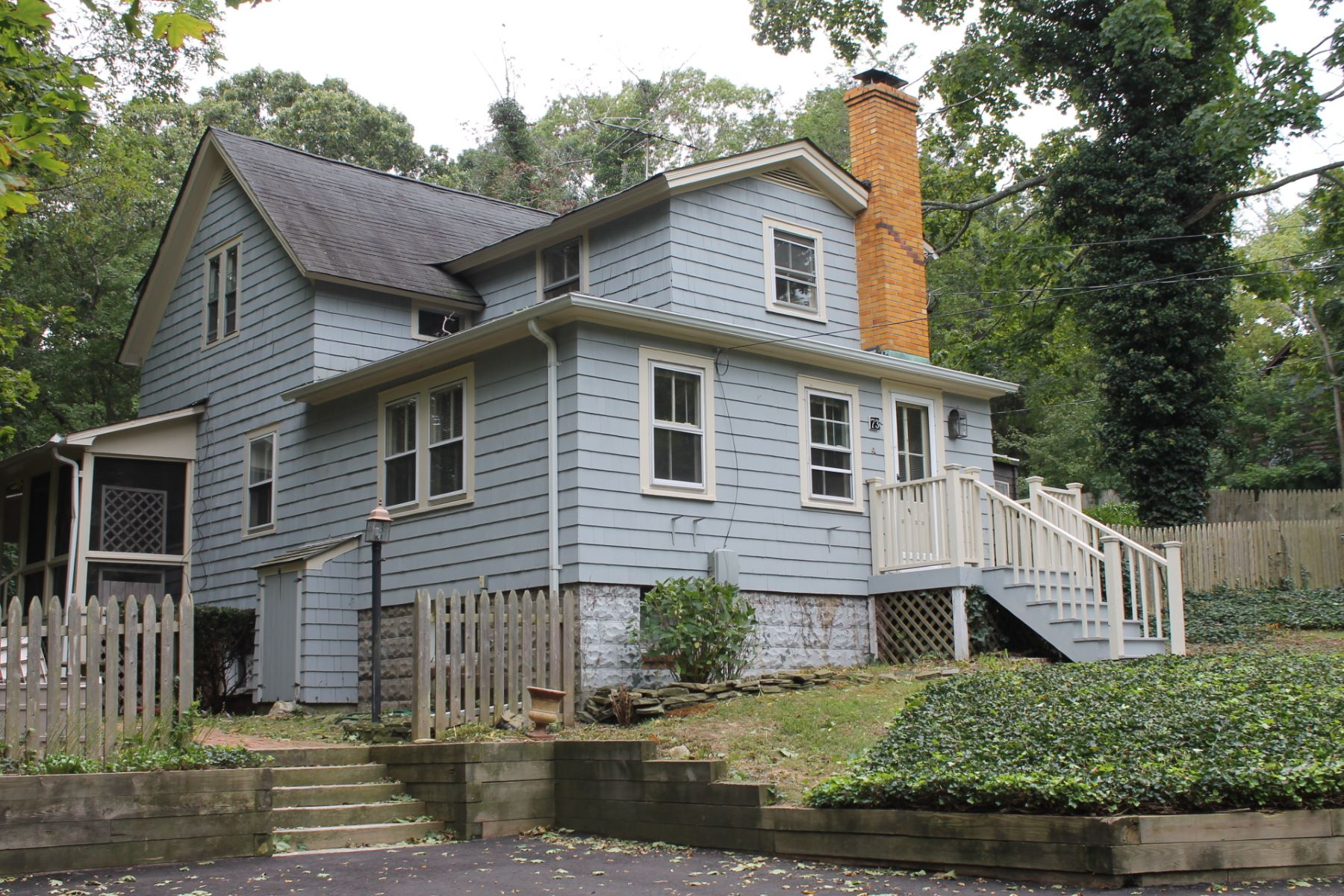 Single Family Home for Sale at 73 Thompson Hay , Setauket, NY 11733 73 Thompson Hay, Setauket, New York, 11733 United States