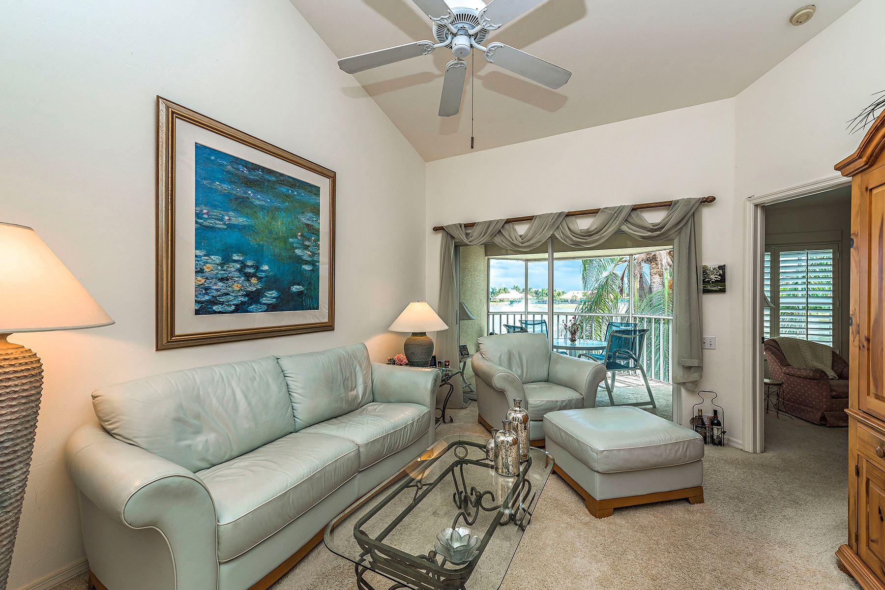 Condomínio para Venda às WORTHINGTON 13640 Worthington Way 1908 Bonita Springs, Florida, 34135 Estados Unidos