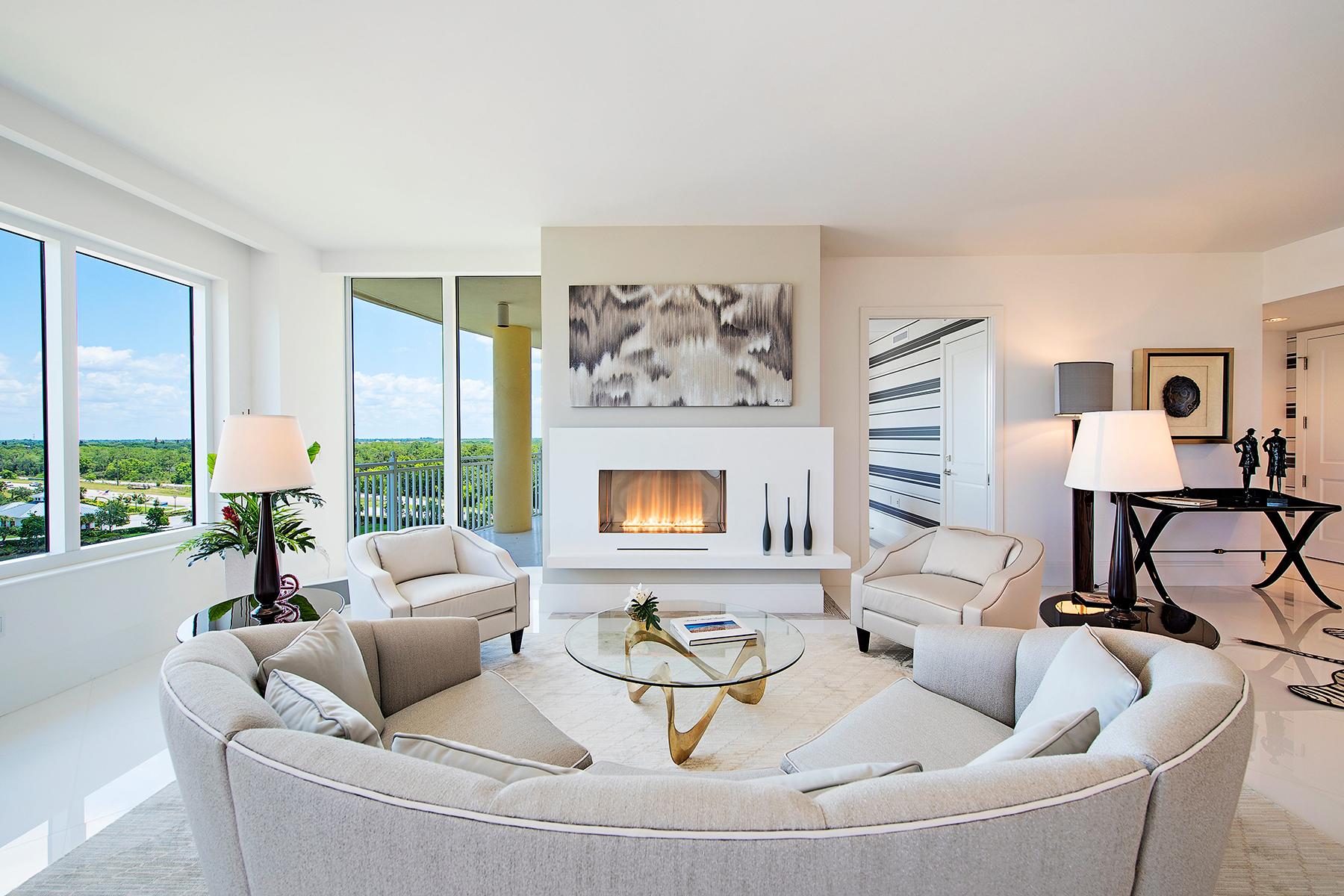 Condominium for Sale at Naples 13675 Vanderbilt Dr 810, Naples, Florida 34110 United States