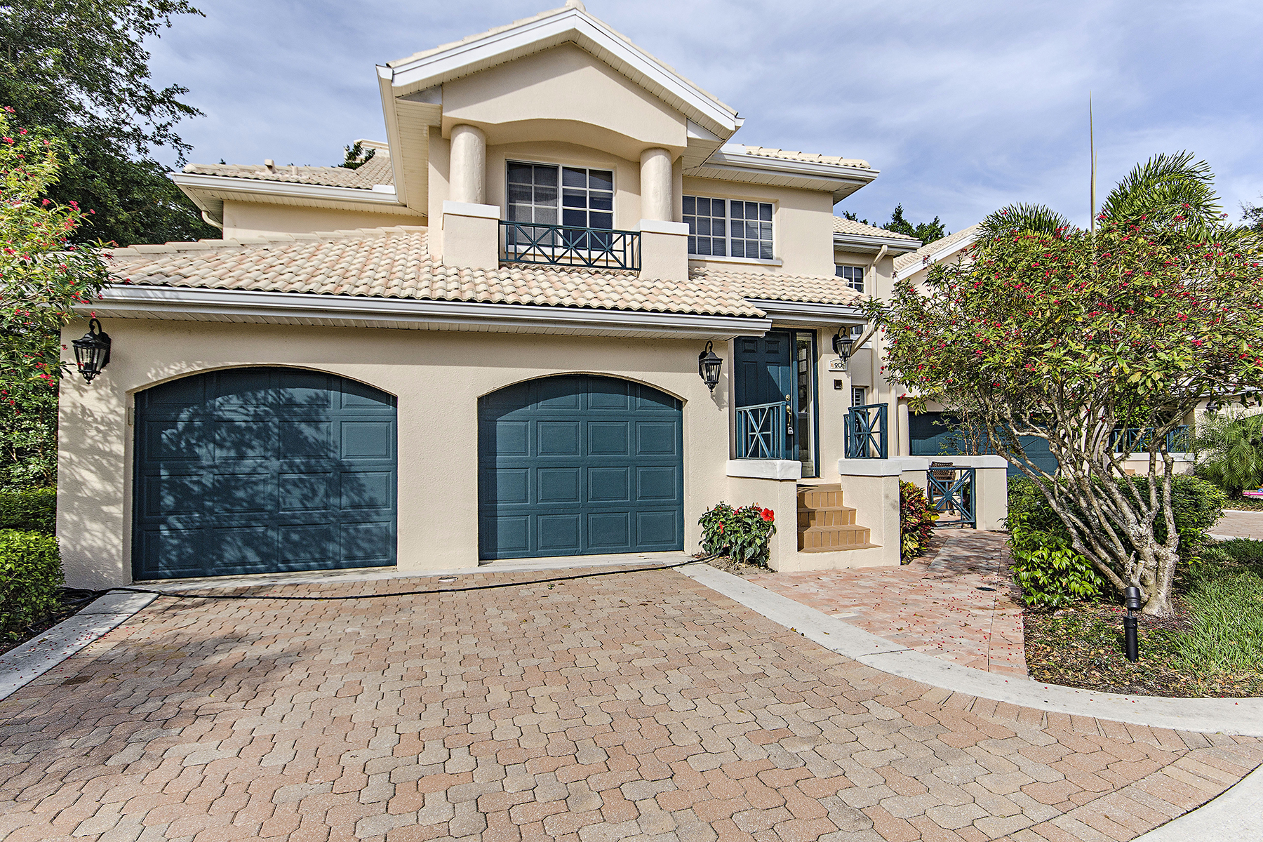 Condominium for Sale at SAN MARINO PELICAN BAY 6855 San Marino Dr 201B, Naples, Florida 34108 United States