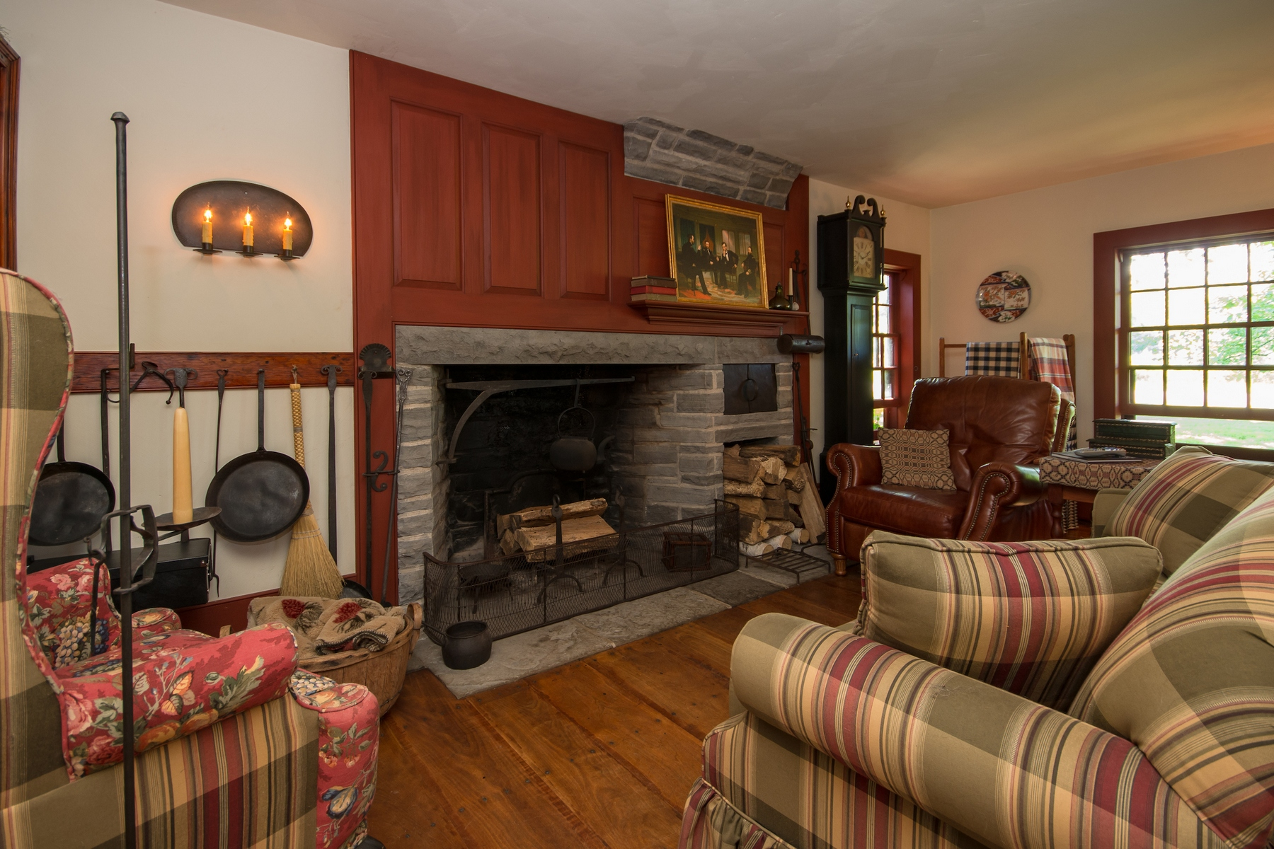 Additional photo for property listing at Early American Charmer 579  County Rt 28 Malone, New York 12953 United States