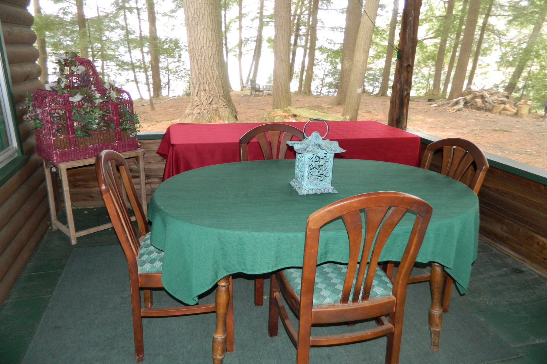 Additional photo for property listing at View From Every Direction 3363  Travis Point Way Kattskill Bay, New York 12844 United States