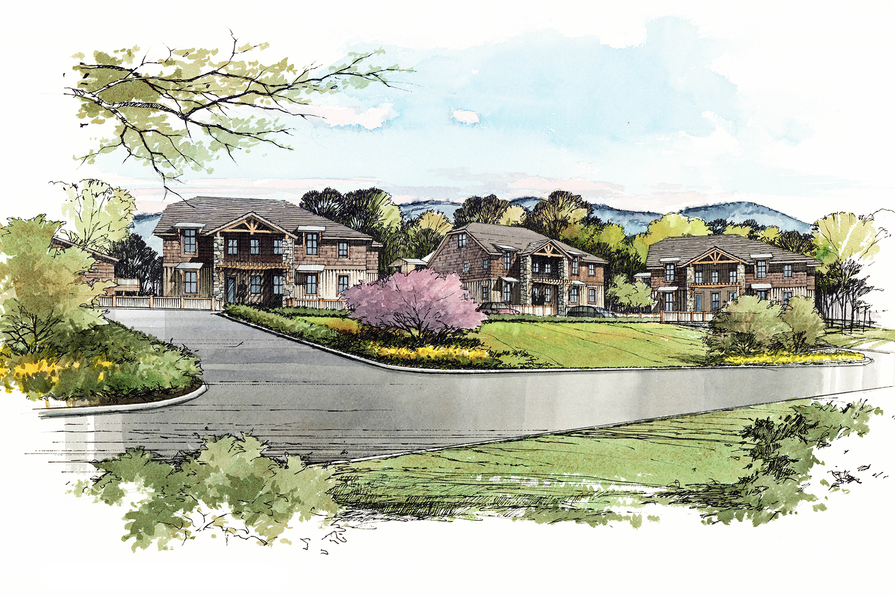 Additional photo for property listing at WHERE MAIN STREET AND LUXURY MEET TBD  Cone Vista Circle 5A,  Blowing Rock, North Carolina 28605 United States