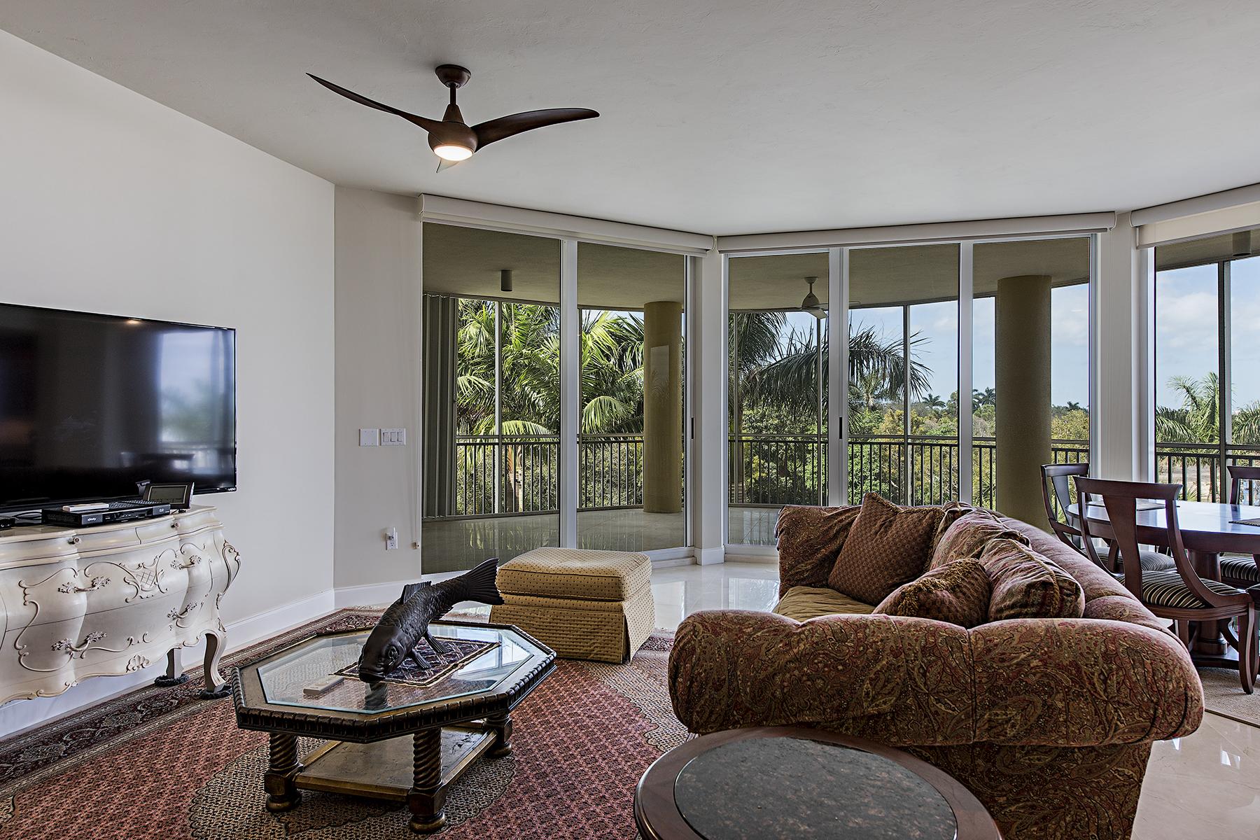 Condominium for Sale at PELICAN ISLE - AQUA 13675 Vanderbilt Dr 310 Naples, Florida, 34110 United States