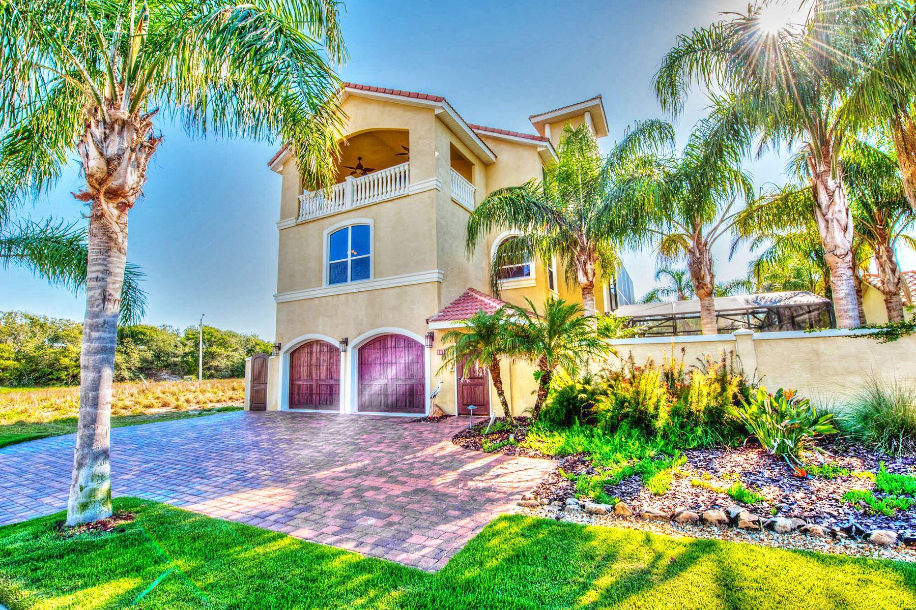Maison unifamiliale pour l Vente à ORMOND BEACH - Coquina Key 3729 Egret Dunes Dr Ormond Beach, Florida 32176 États-Unis