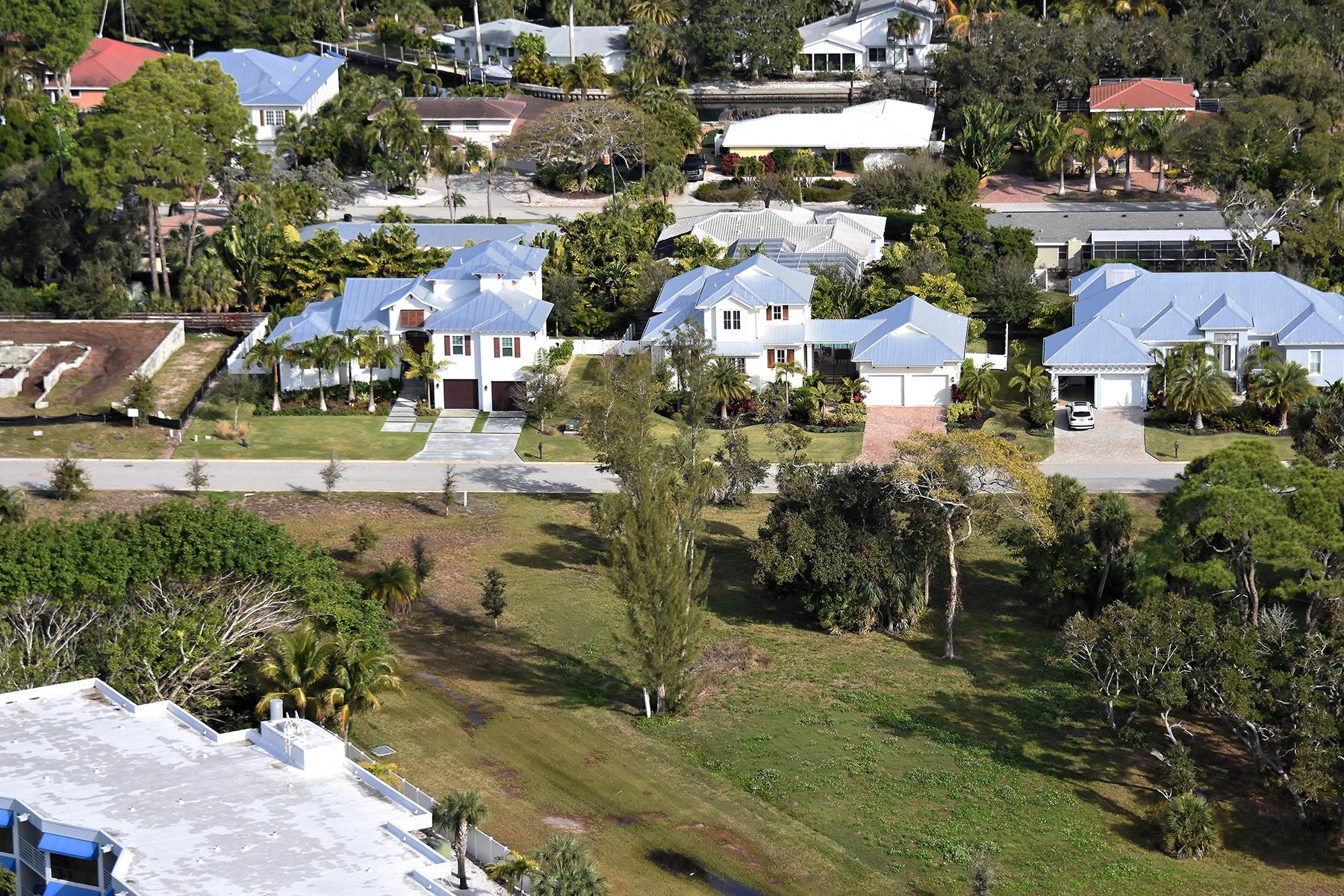 土地 为 销售 在 LONGBOAT KEY 650 Triton 1, 长船礁, 佛罗里达州, 34228 美国