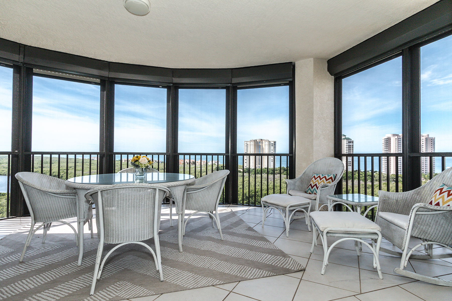Condominium for Rent at PELICAN BAY-MARQUESA AT BAY COLONY 8990 Bay Colony Dr 1203, Naples, Florida 34108 United States