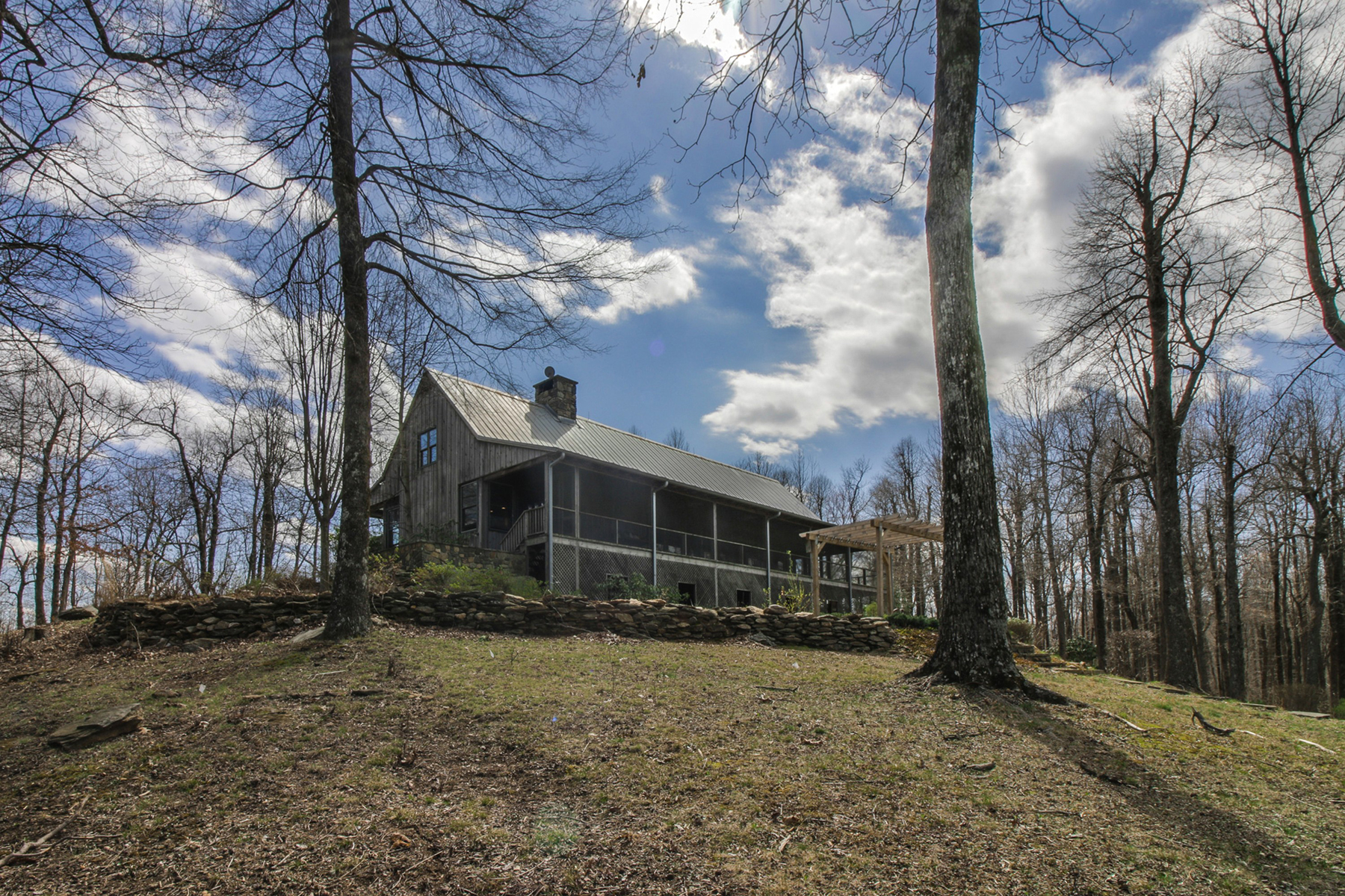Single Family Home for Sale at ULTIMATE PRIVACY ON 153 ACRES 5042 Hogback Mountain Rd, Tryon, North Carolina, 28782 United States