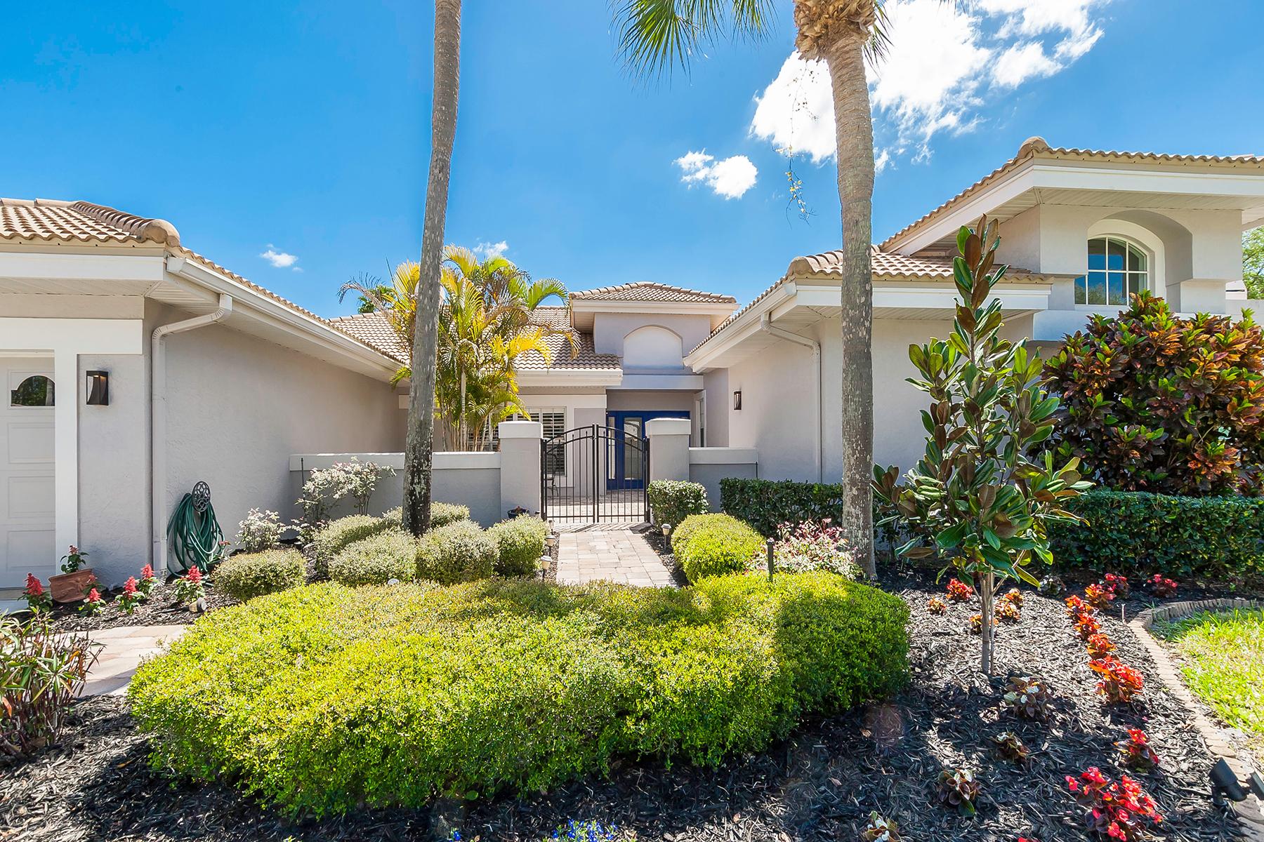 Single Family Home for Sale at THE MEADOWS 4533 Highland Oaks Cir, Sarasota, Florida 34235 United States