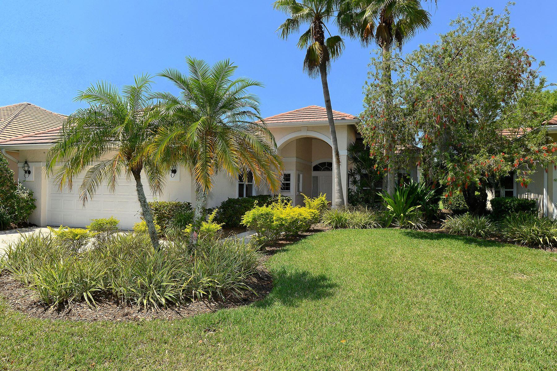 Casa para uma família para Venda às LAUREL OAK ESTATES 7876 Chick Evans Pl Sarasota, Florida, 34240 Estados Unidos