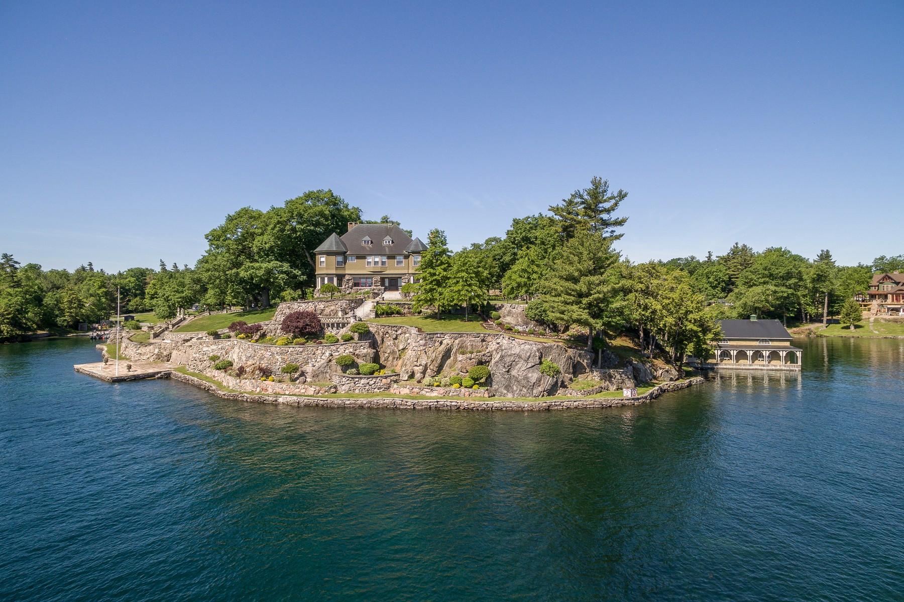 Additional photo for property listing at Hopewell Hall 45833  Landon Rd Alexandria Bay, Nueva York 13640 Estados Unidos
