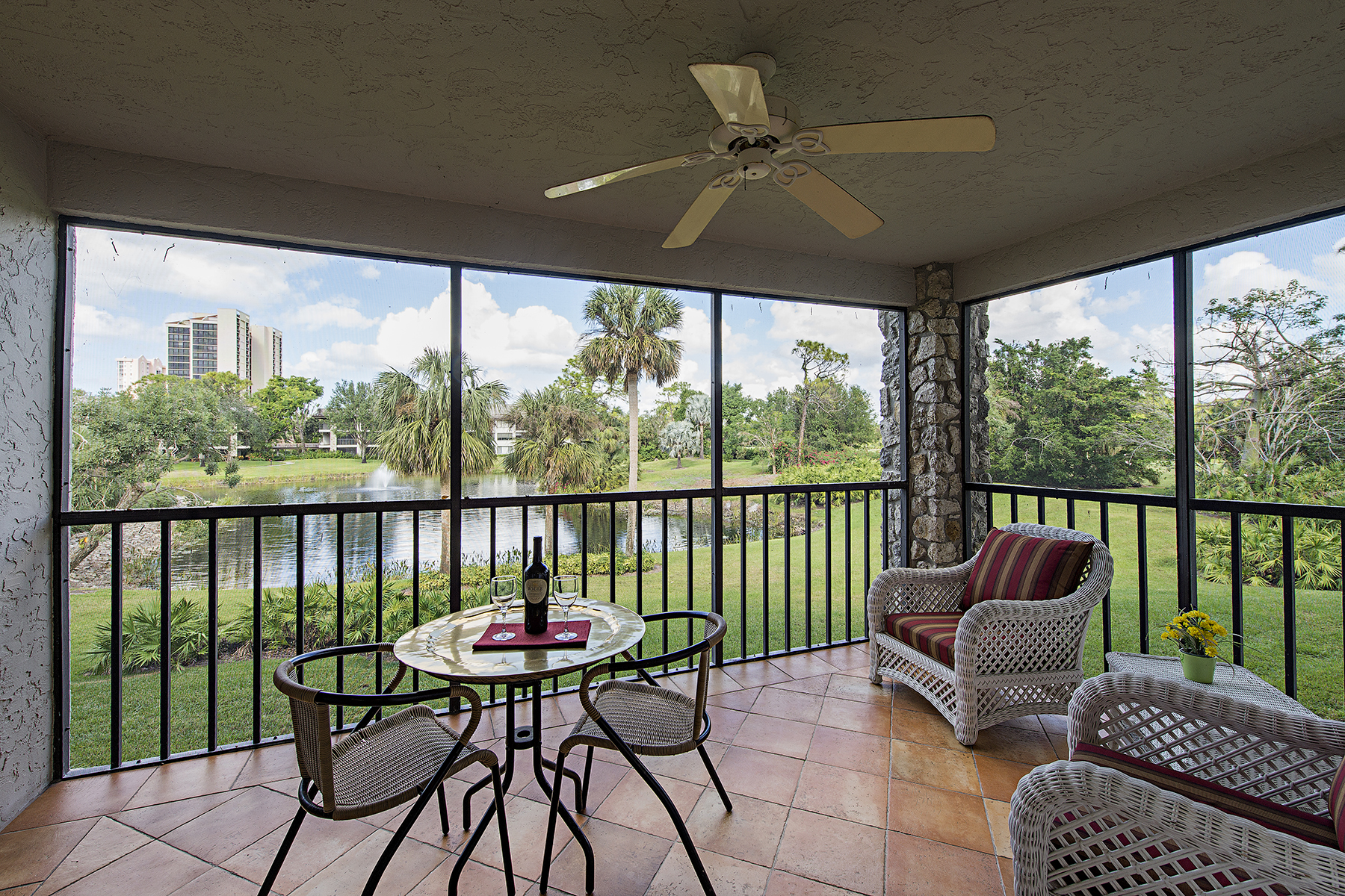 Condominium for Sale at PELICAN BAY - SANCTUARY 5950 Pelican Bay Blvd 123, Naples, Florida 34108 United States