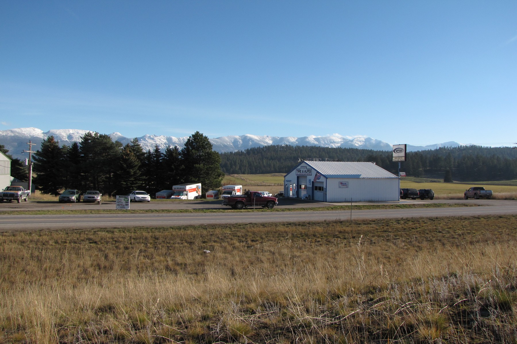 Additional photo for property listing at 7595 MT-35 Highway , land & bldg, Bigfork, MT 5991 7595  MT-35 Hwy land & bldg Bigfork, Montana 59911 United States