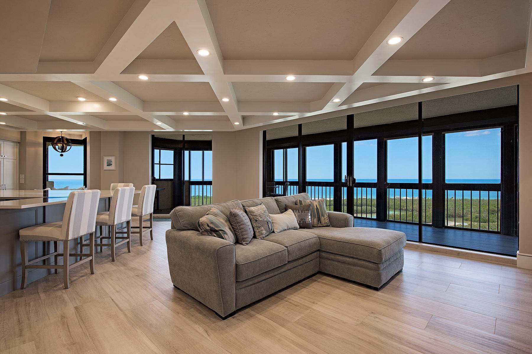 콘도미니엄 용 매매 에 PELICAN BAY - GROSVENOR 6001 Pelican Bay Blvd 1702, Pelican Bay, Naples, 플로리다, 34108 미국
