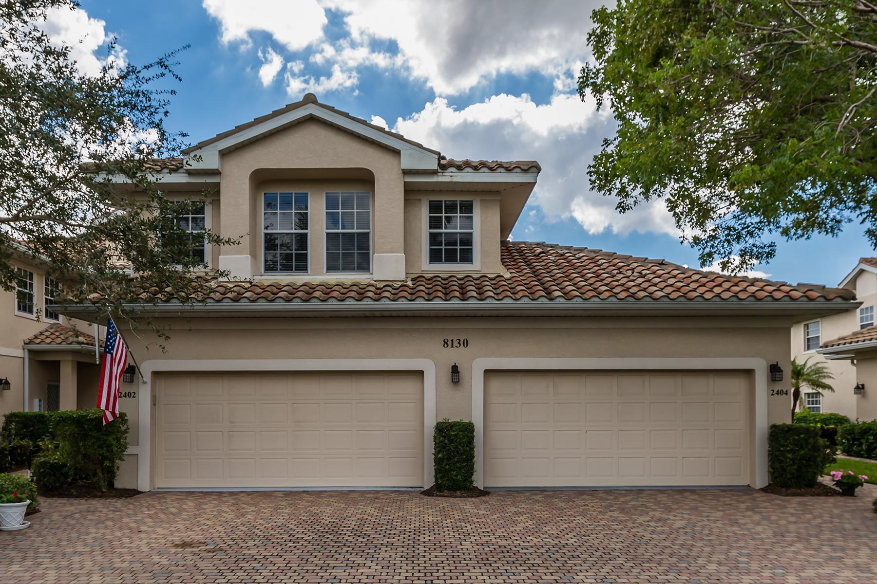 Condominium for Sale at LELY RESORT 8130 Saratoga Dr 2402, Naples, Florida, 34113 United States
