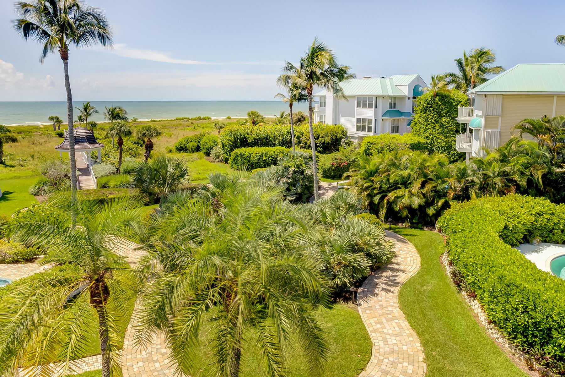 Single Family Home for Sale at SANIBEL 411 Bella Vista Way E, Sanibel, Florida 33957 United States