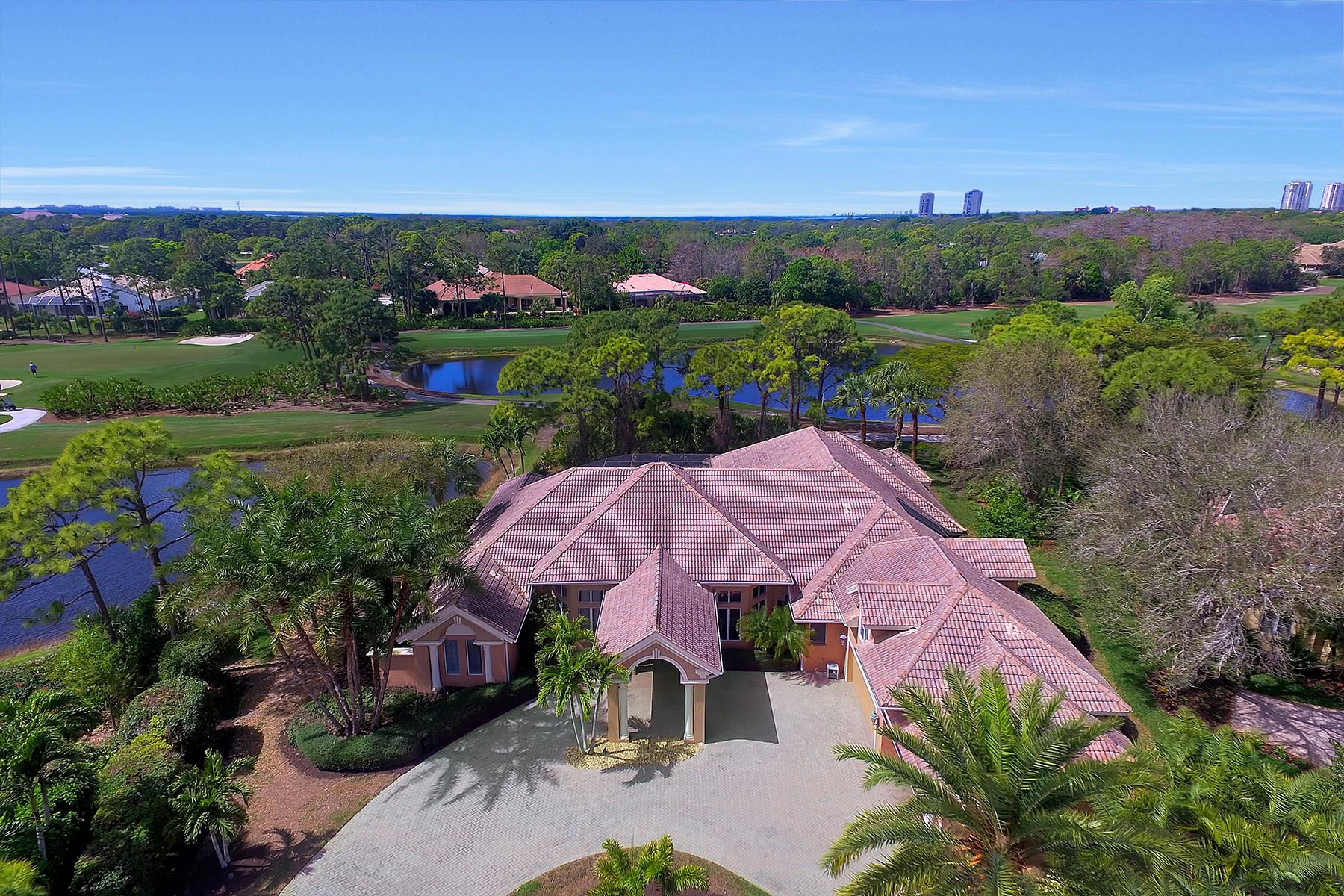 Villa per Vendita alle ore PELICAN LANDING - RIDGE 25086 Ridge Oak Dr Bonita Springs, Florida, 34134 Stati Uniti