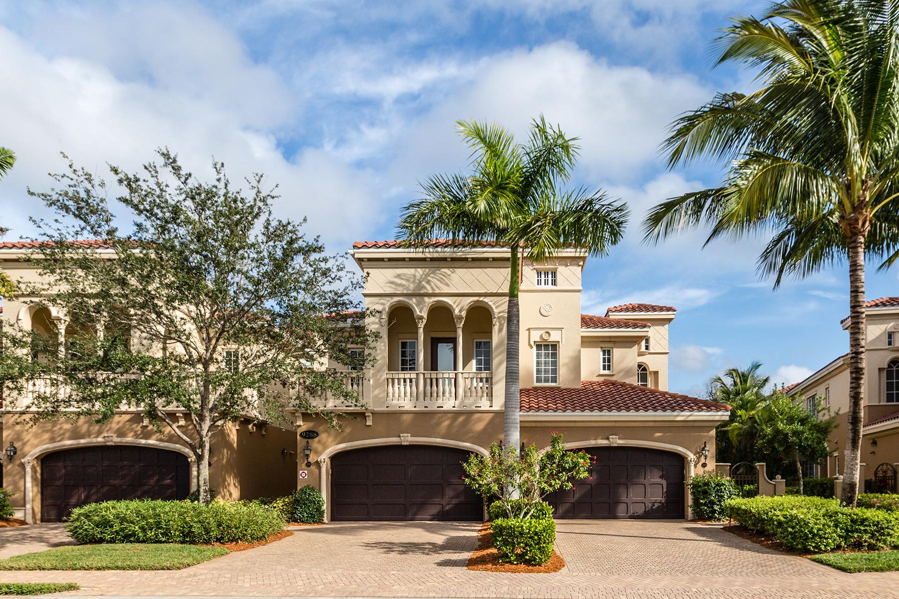 Condomínio para Venda às MENAGGIO 9288 Menaggio Ct 102 Naples, Florida, 34114 Estados Unidos