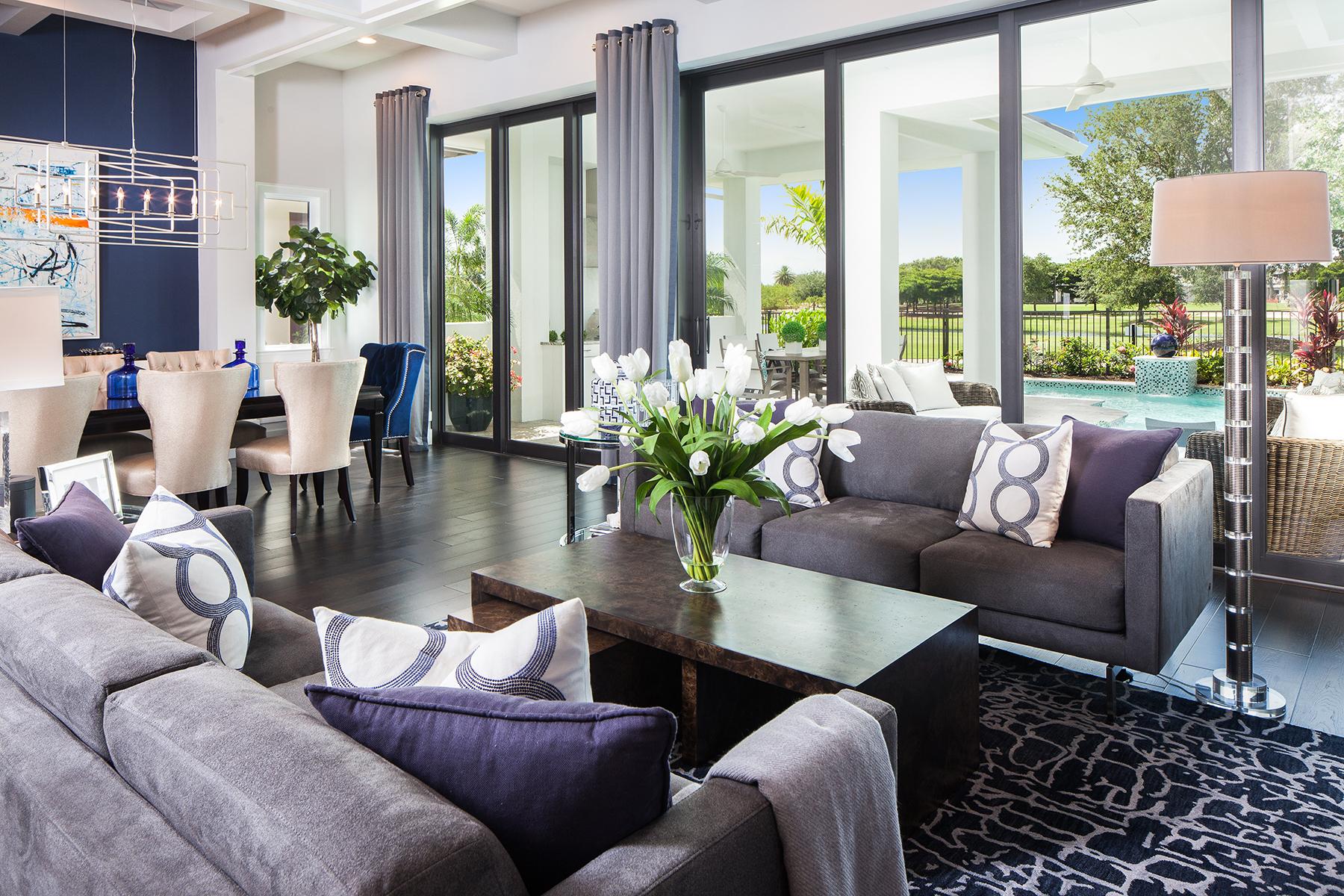 Villa per Vendita alle ore TALIS PARK - BRIGHTLING 16836 Brightling Way Naples, Florida, 34110 Stati Uniti