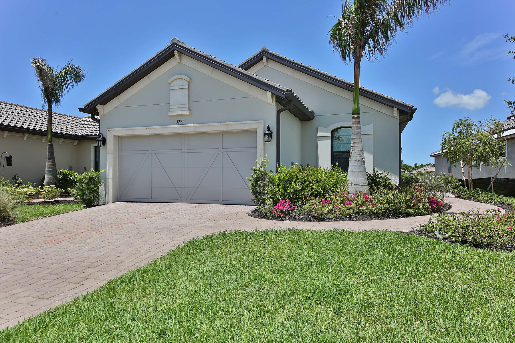 Single Family Home for Rent at FIDDLERS CREEK - OYSTER HARBOR 3271 Miyagi Ln Naples, Florida 34114 United States