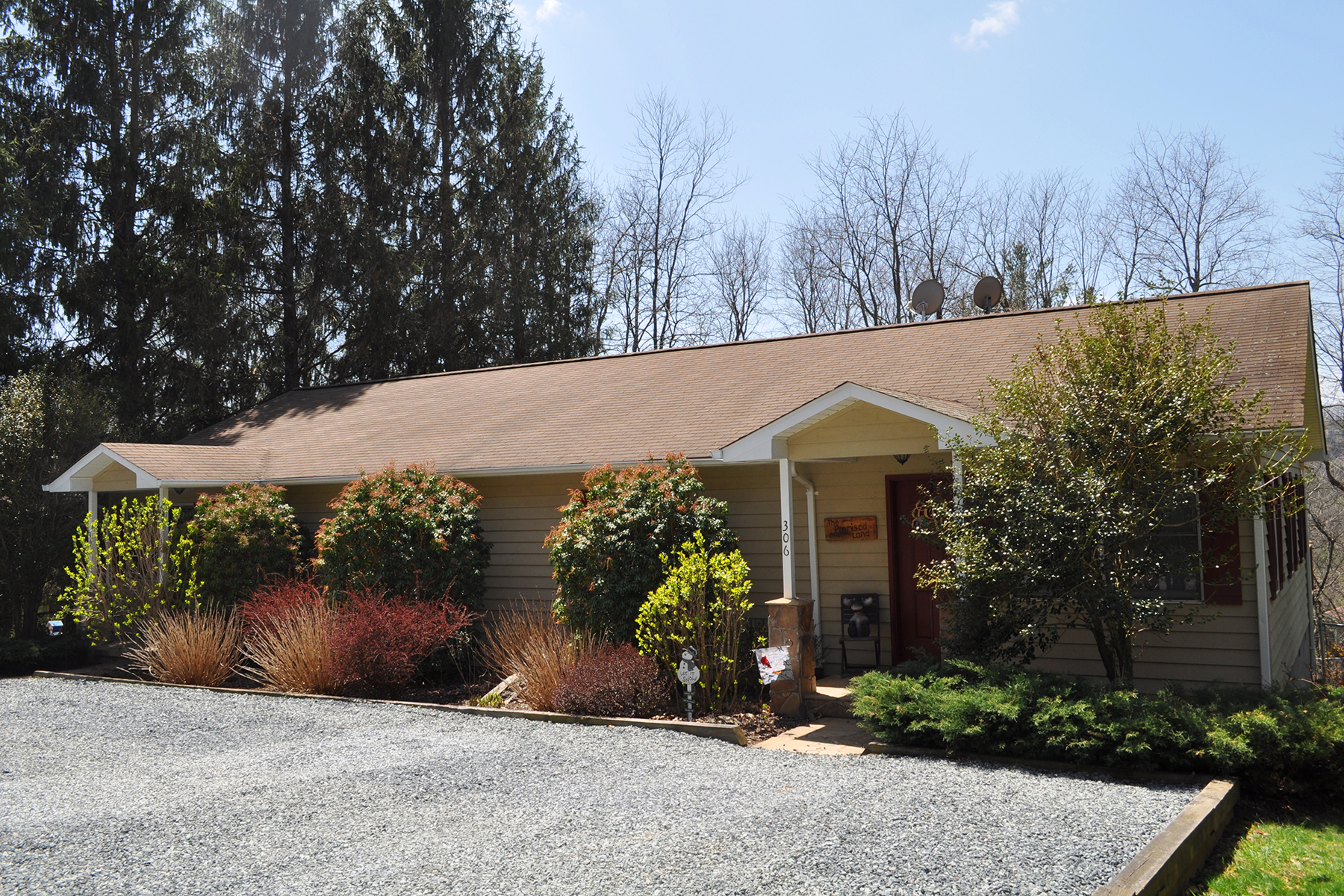 Multi-Family Home for Sale at BOONE 306 Margot Rd 1 and 2, Boone, North Carolina 28607 United States