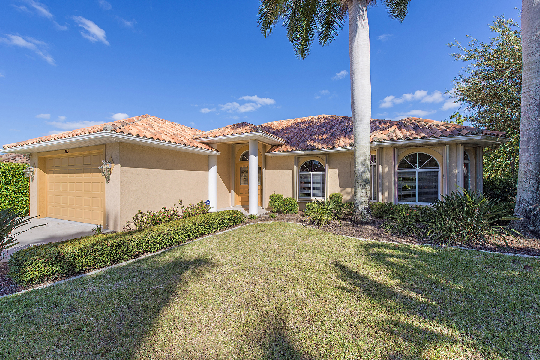 Single Family Home for Rent at VANDERBILT BEACH - CONNERS 493 Flamingo Ave, Naples, Florida 34108 United States