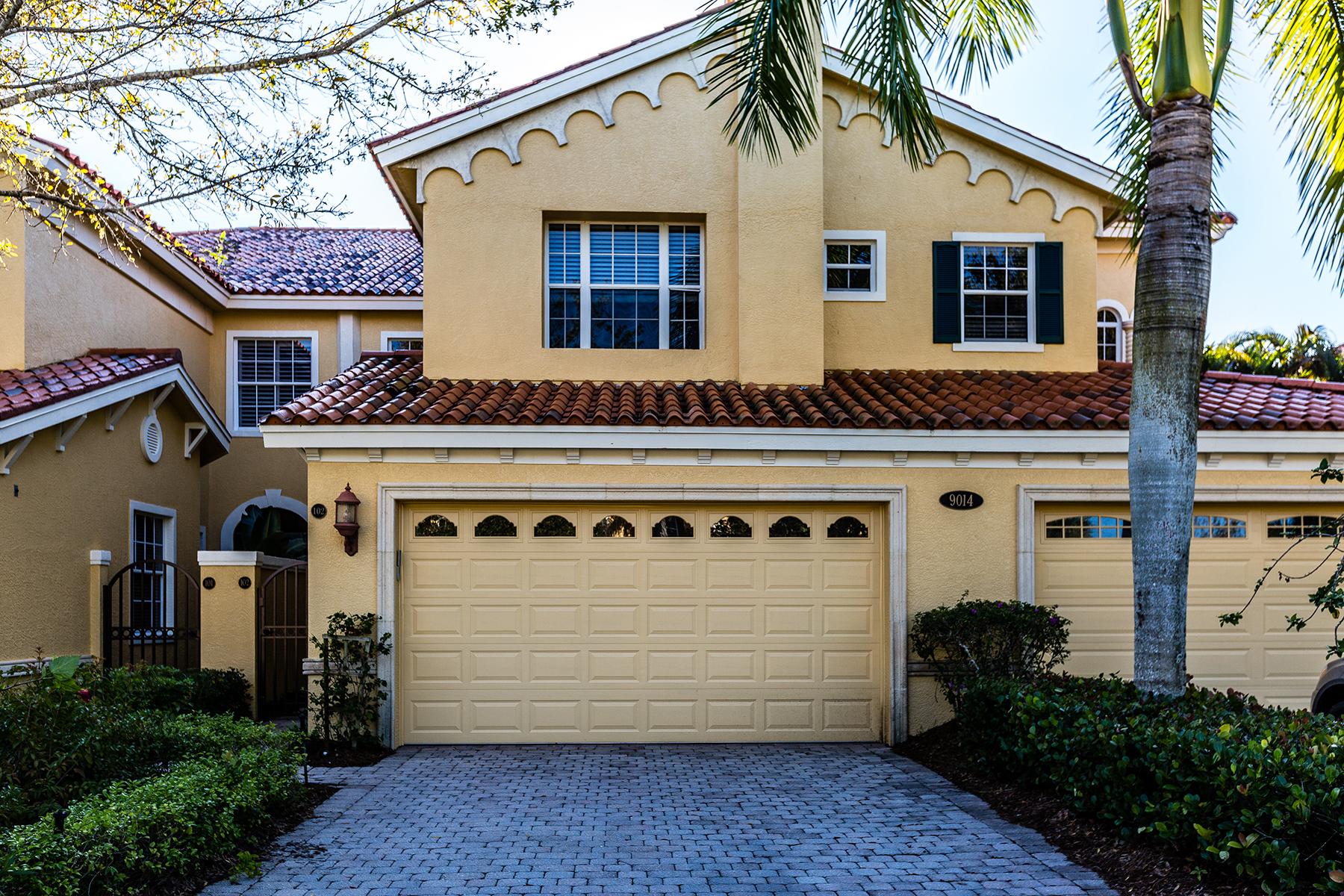 Appartement en copropriété pour l Vente à FIDDLER'S CREEK - FIDDLER'S CREEK 9014 Cascada Way 102 Naples, Florida, 34114 États-Unis