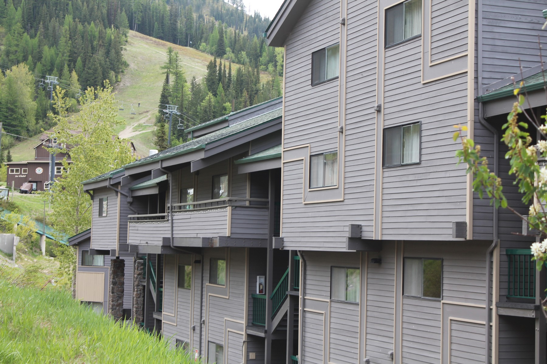 Condominium for Sale at 3898 Big Mountain Road, Edelweiss 211 3898 Big Mountain Rd 211 Eidelweiss Whitefish, Montana 59937 United States