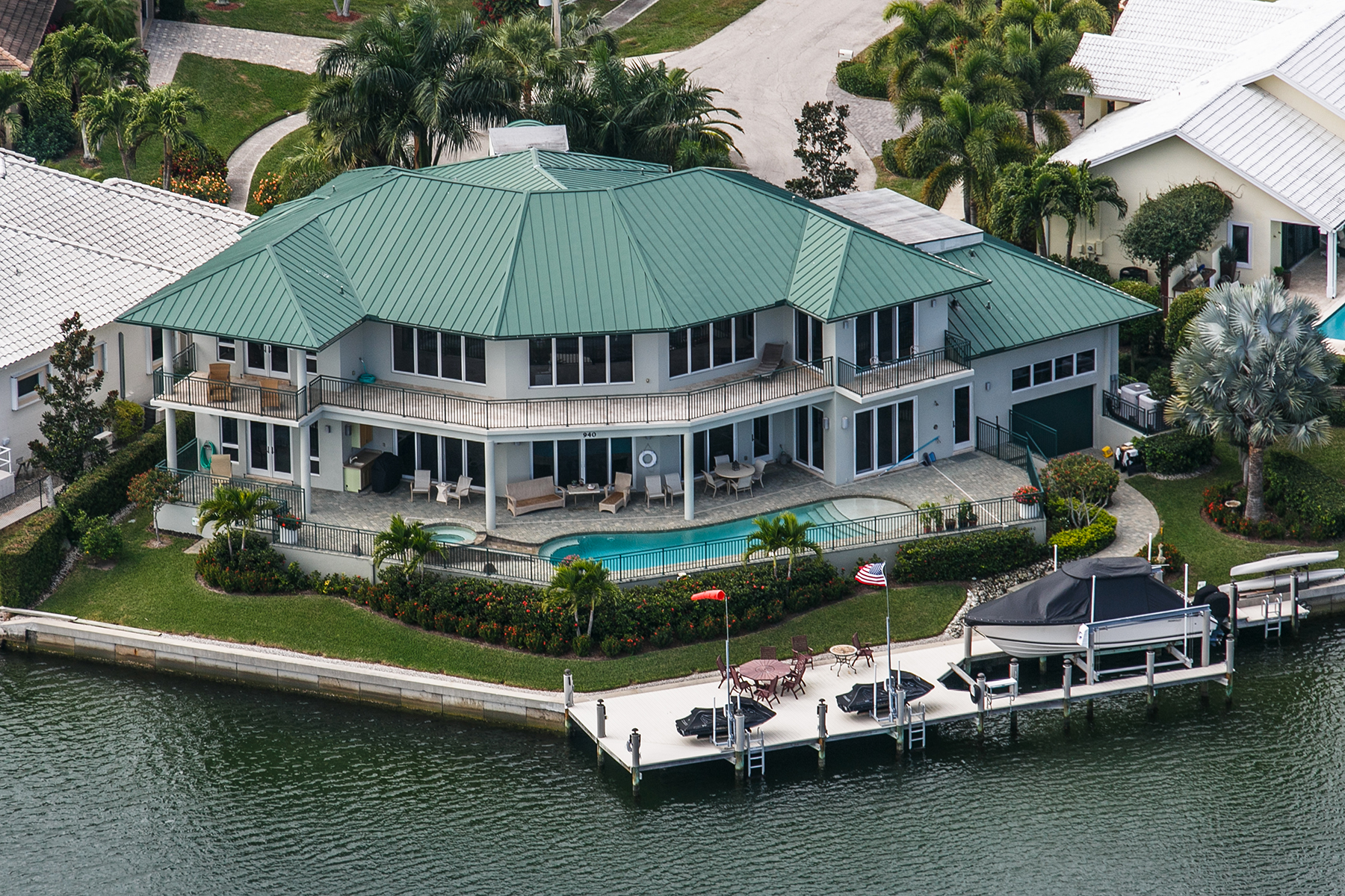 Single Family Home for Sale at MARCO ISLAND- TULIP COURT 940 Tulip Ct Marco Island, Florida, 34145 United States