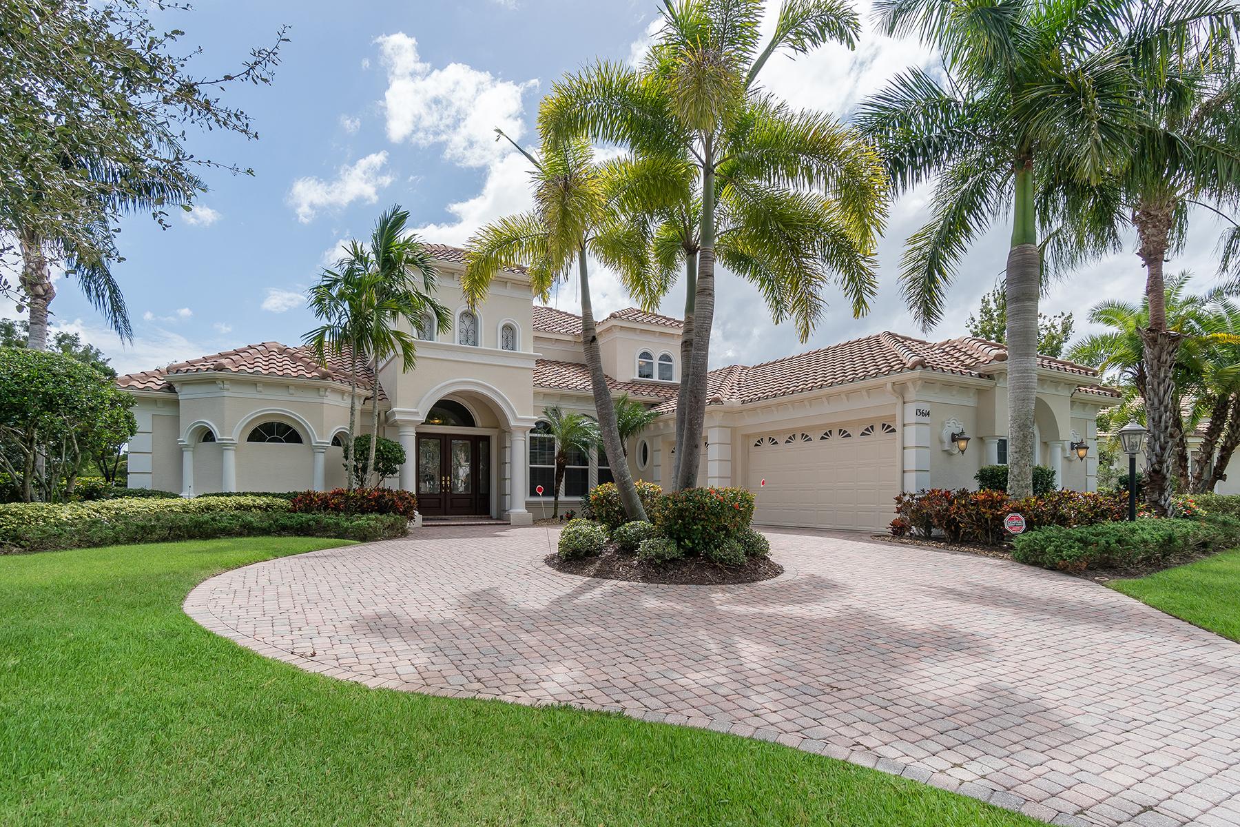 Tek Ailelik Ev için Satış at LAKEWOOD RANCH COUNTRY CLUB 13614 Legends Walk Terr Lakewood Ranch, Florida, 34202 Amerika Birleşik Devletleri