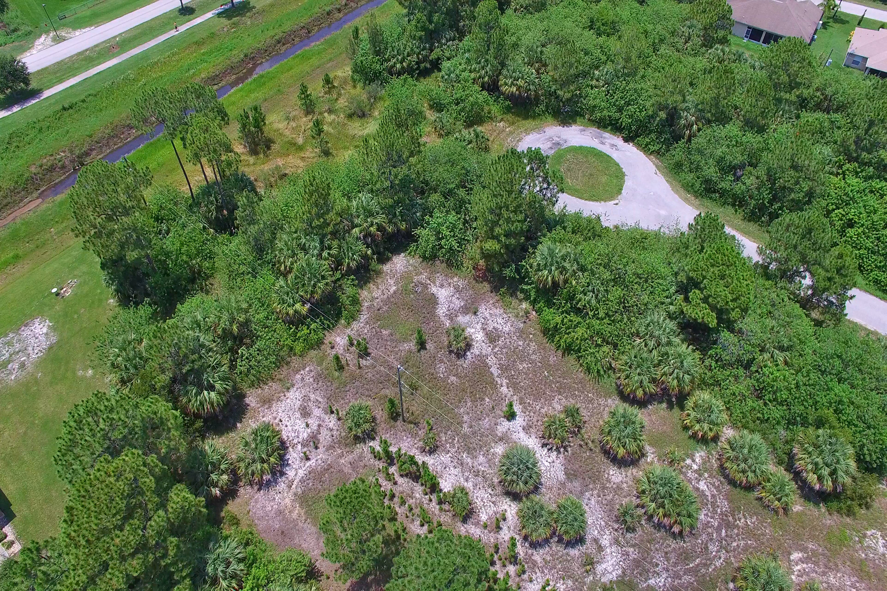 Land for Sale at PALM BAY 1898 Jayhawk Ct NW 1, Palm Bay, Florida 32907 United States