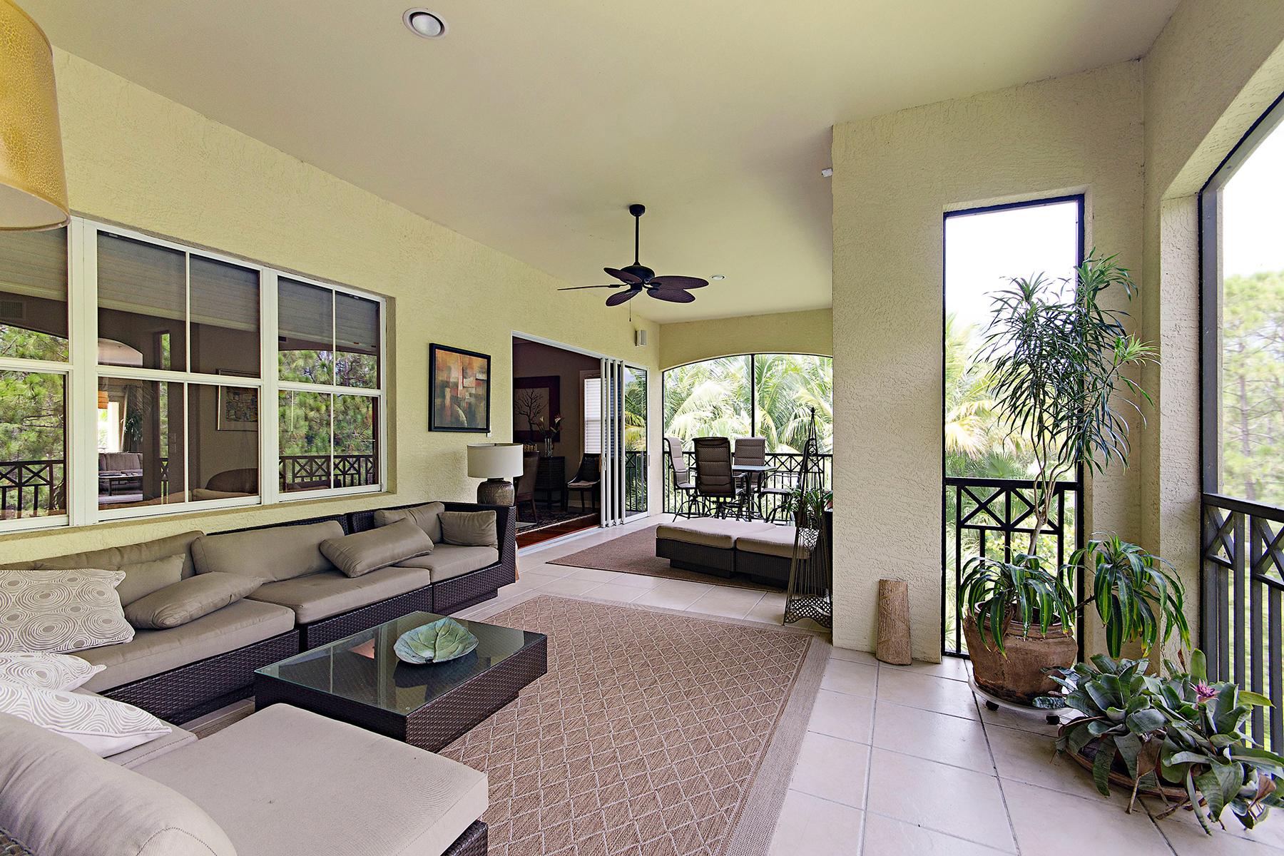 Condominium for Sale at CASTILLO AT TIBURON 2805 Tiburon Blvd E 1-103 Naples, Florida, 34109 United States