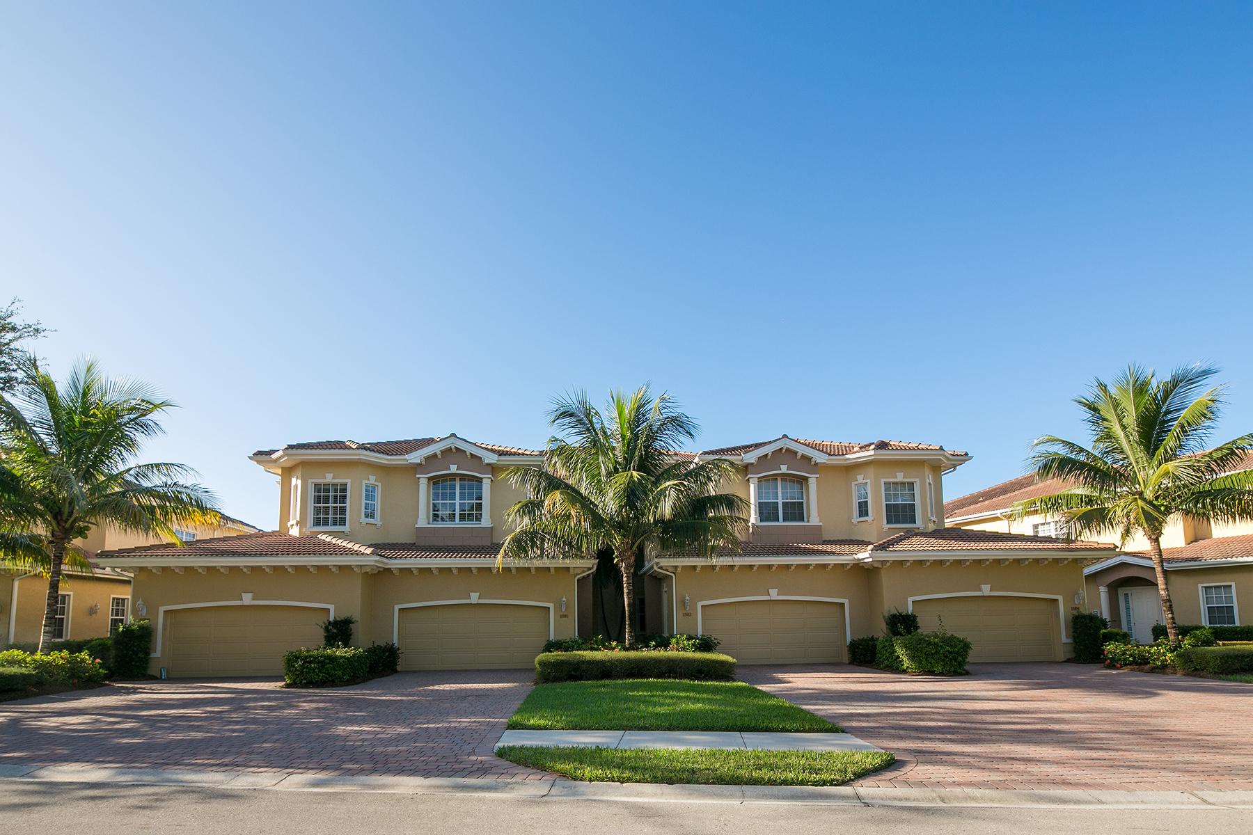 共管式独立产权公寓 为 销售 在 LEMURIA 7160 Lemuria Cir 1504 那不勒斯, 佛罗里达州, 34109 美国