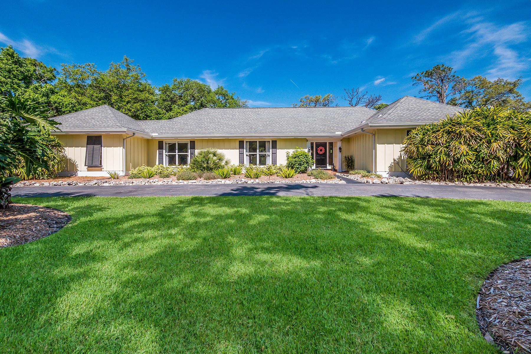 Single Family Home for Sale at FOXFIRE 7301 Quarter Horse Rd, Sarasota, Florida, 34241 United States