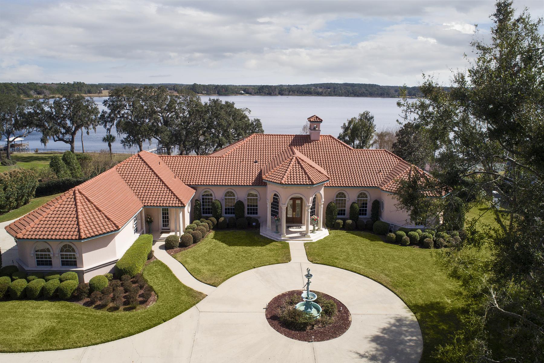 Частный односемейный дом для того Продажа на ORLANDO - UMATILLA 38210 Timberlane Dr, Umatilla, Флорида 32784 Соединенные Штаты