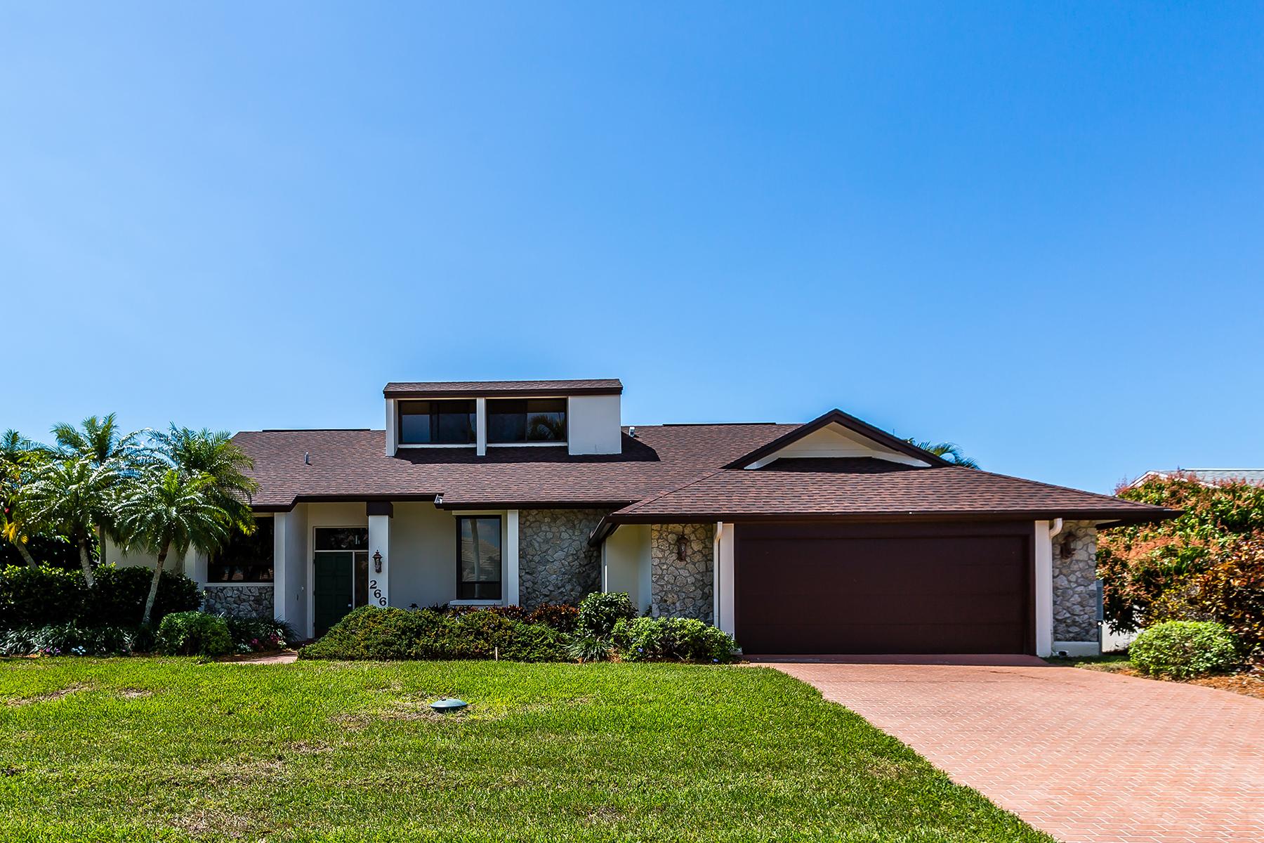 Single Family Home for Sale at MARCO ISLAND 266 Polynesia Ct Marco Island, Florida 34145 United States