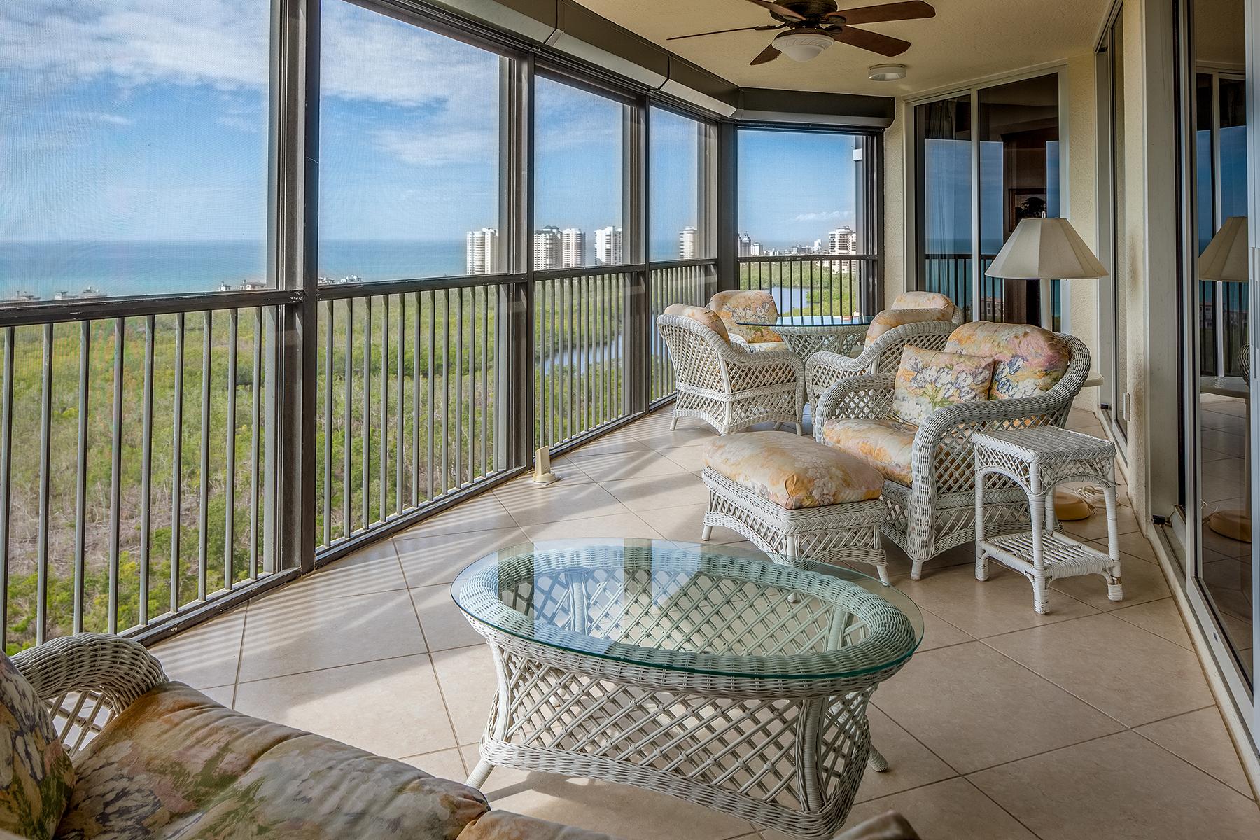 شقة بعمارة للـ Sale في PELICAN BAY - MARBELLA 7425 Pelican Bay Blvd 2105, Pelican Bay, Naples, Florida, 34108 United States