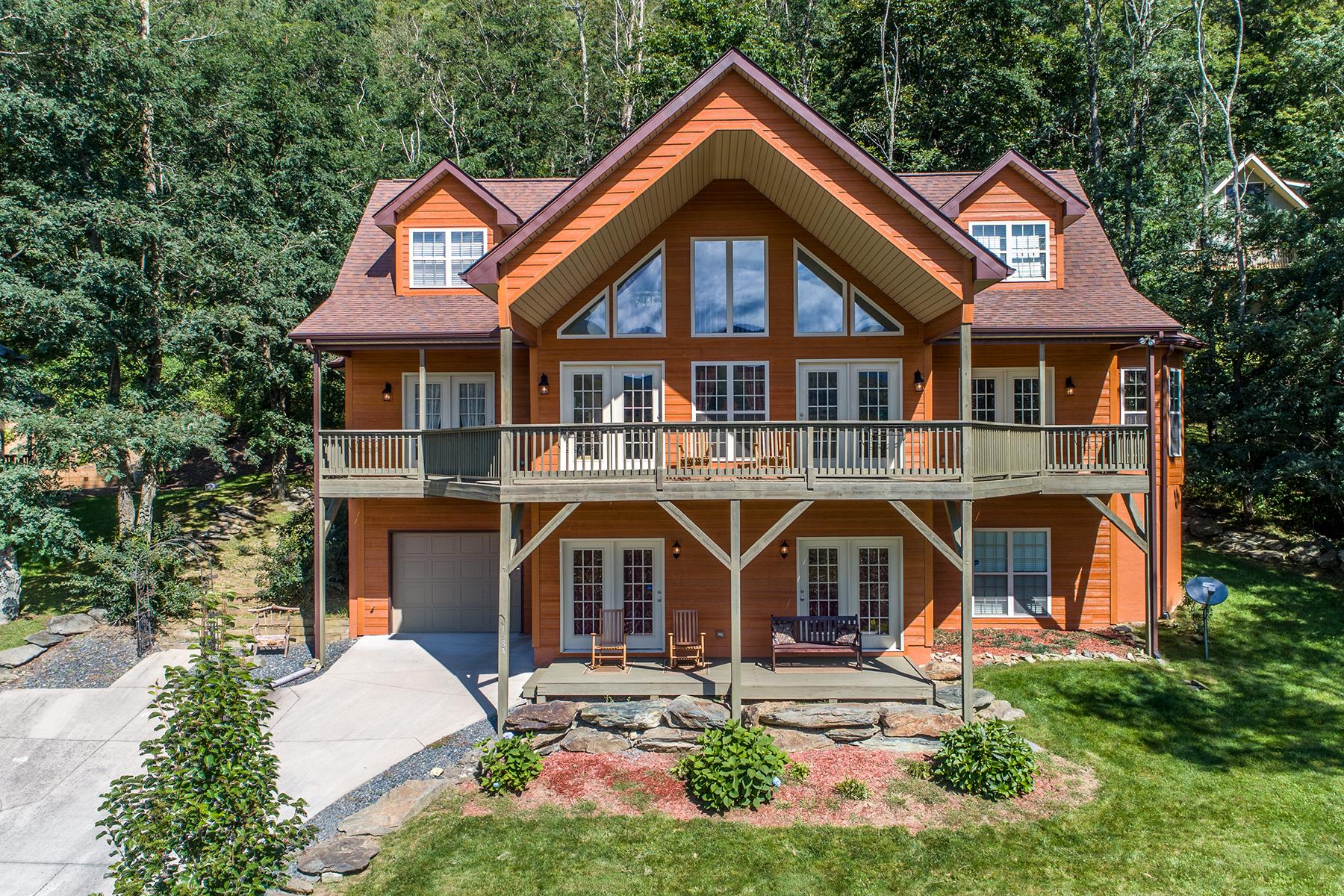 Single Family Home for Sale at SEVEN DEVILS 1584 Skyland Dr, Seven Devils, North Carolina 28604 United States