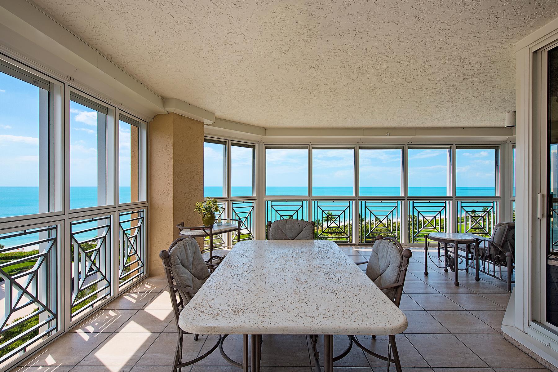 Copropriété pour l Vente à PARK SHORE - BRITTANY 4021 Gulf Shore Blvd N 801 Naples, Florida, 34103 États-Unis