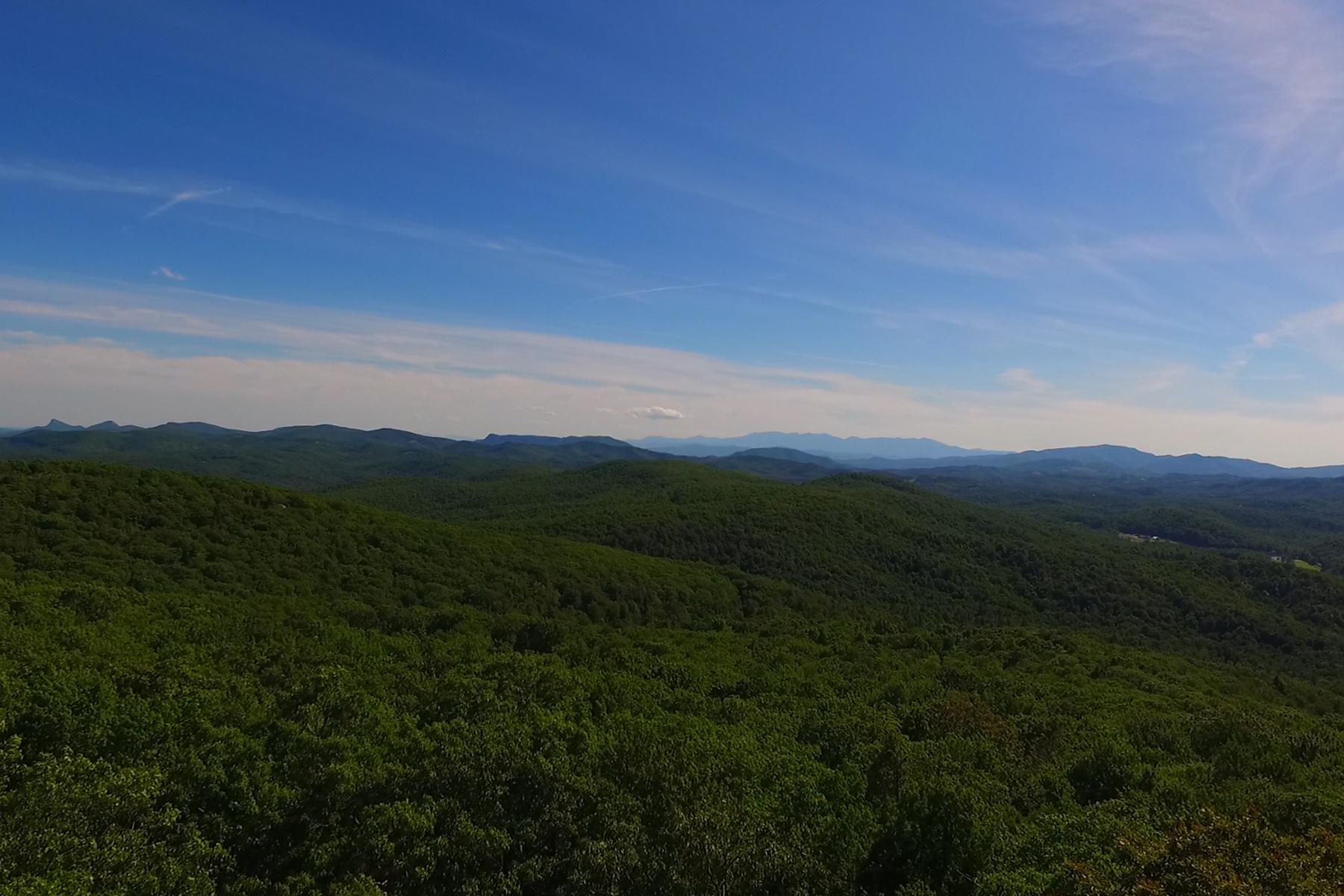 土地 のために 売買 アット LINVILLE - GRANDMOTHER MOUNTAIN 203 Grandmother Mountain Road Linville, ノースカロライナ, 28604 アメリカ合衆国