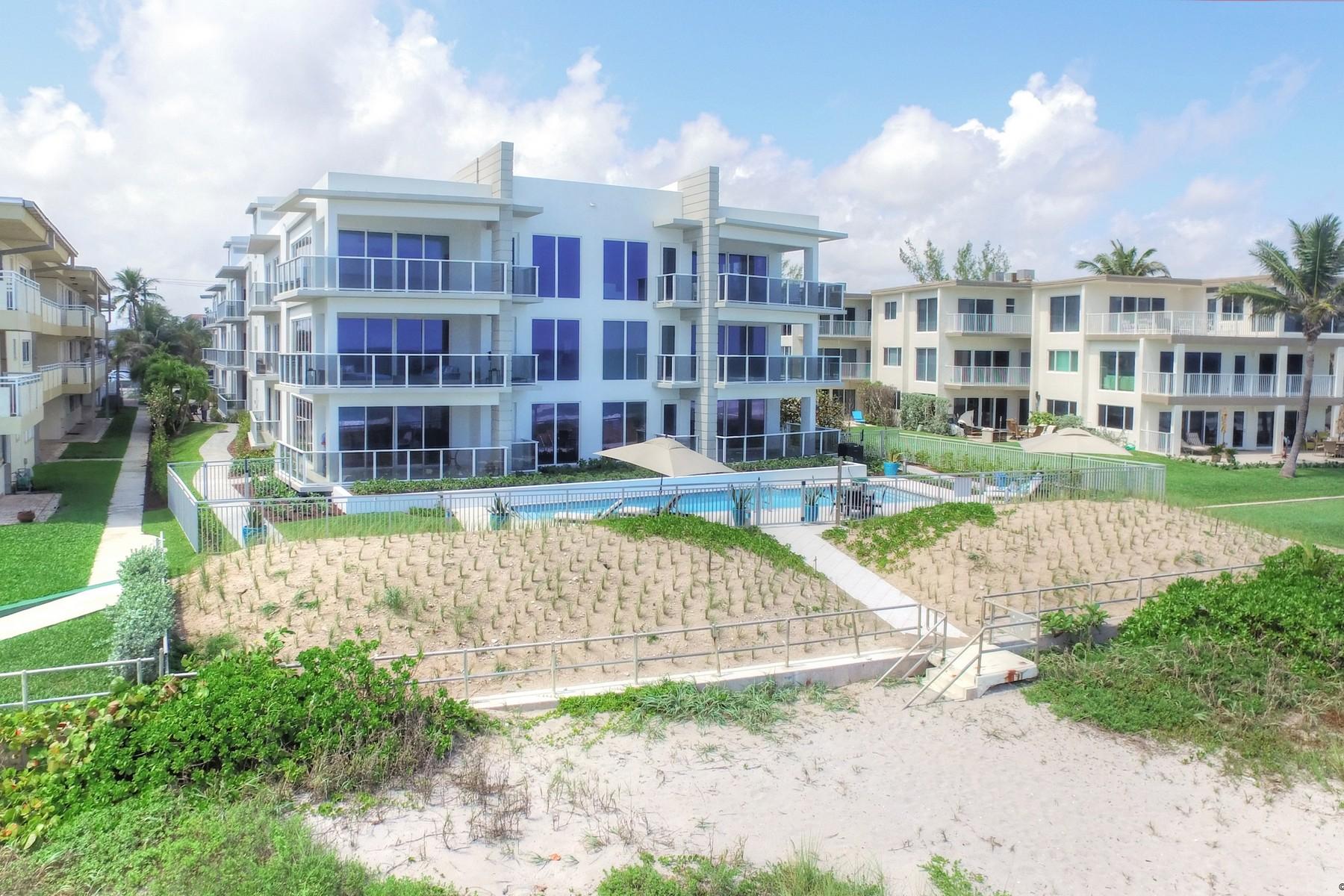 Condominio por un Venta en 1200 Hillsboro Mile , 1304, Hillsboro Beach, FL 33 1200 Hillsboro Mile 1304 Hillsboro Beach, Florida, 33062 Estados Unidos