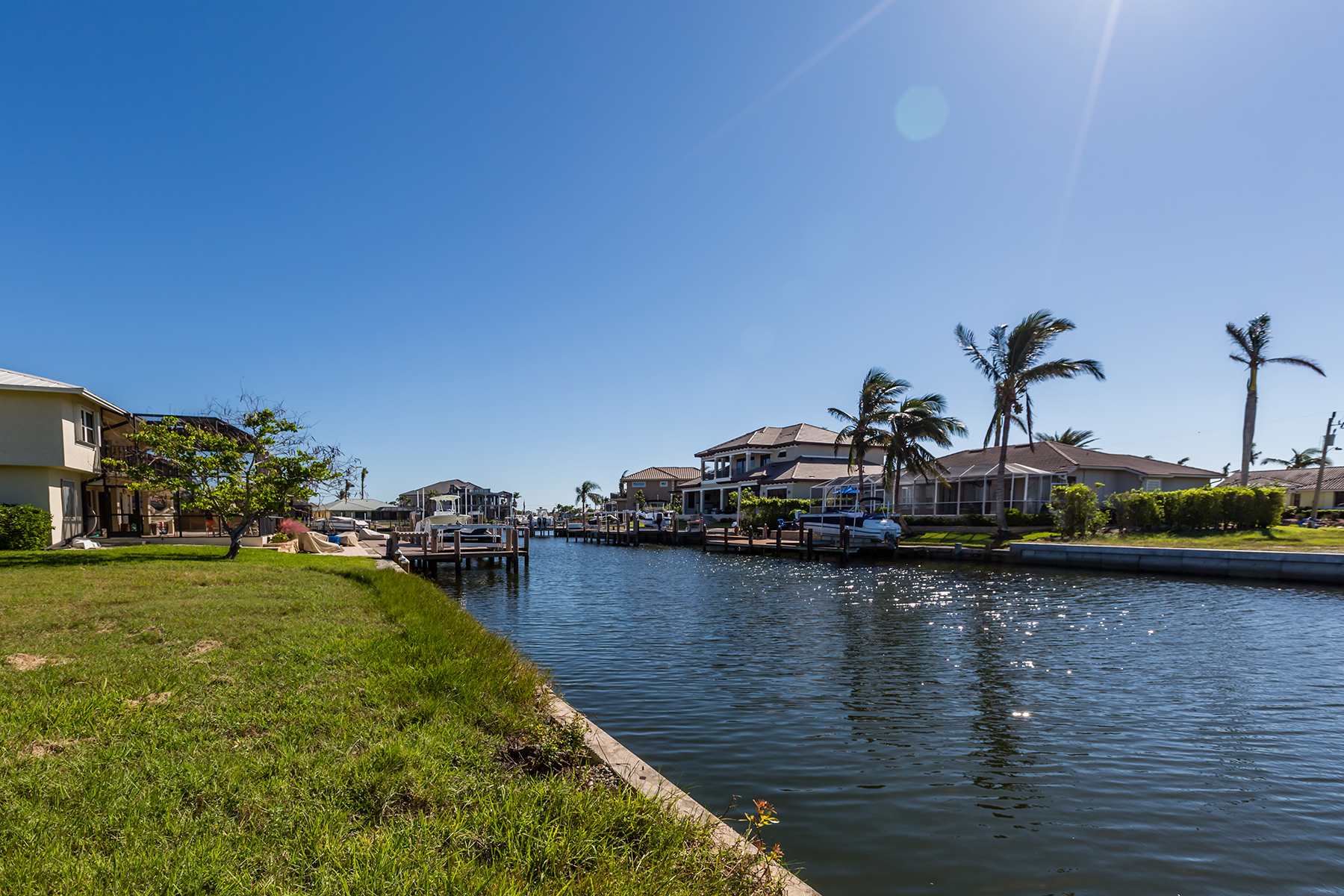 Land for Sale at MARCO ISLAND 1173 Lighthouse Ct, Marco Island, Florida 34145 United States