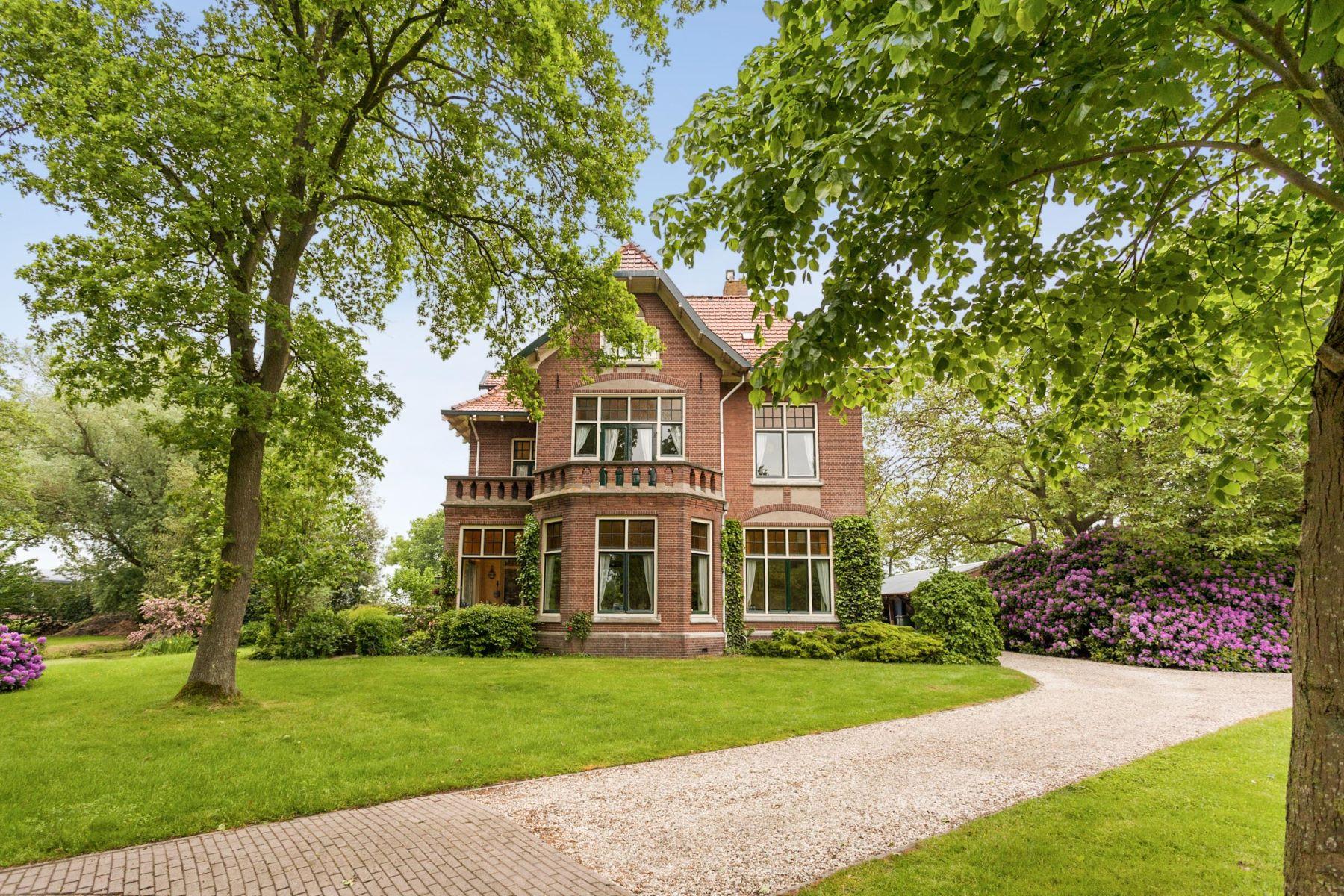 Maison unifamiliale pour l Vente à Former Steward's Mansion Rollecate 40, Punthorst, Overijssel, 7715 RL Pays-Bas