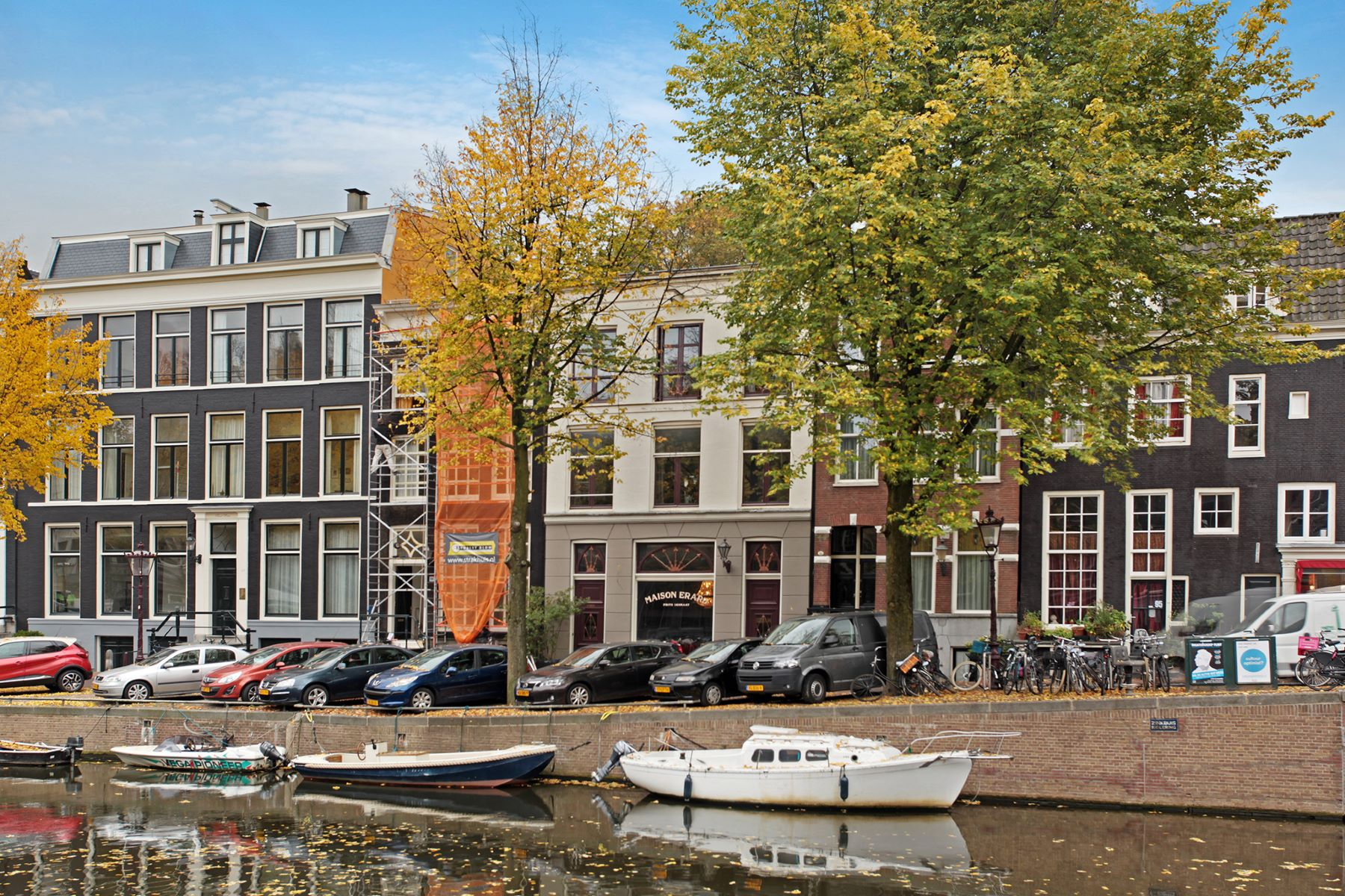 Townhouse for Active at Canal House Keizersgracht Amsterdam Keizersgracht 91 Amsterdam, North Holland 1015 CG Netherlands
