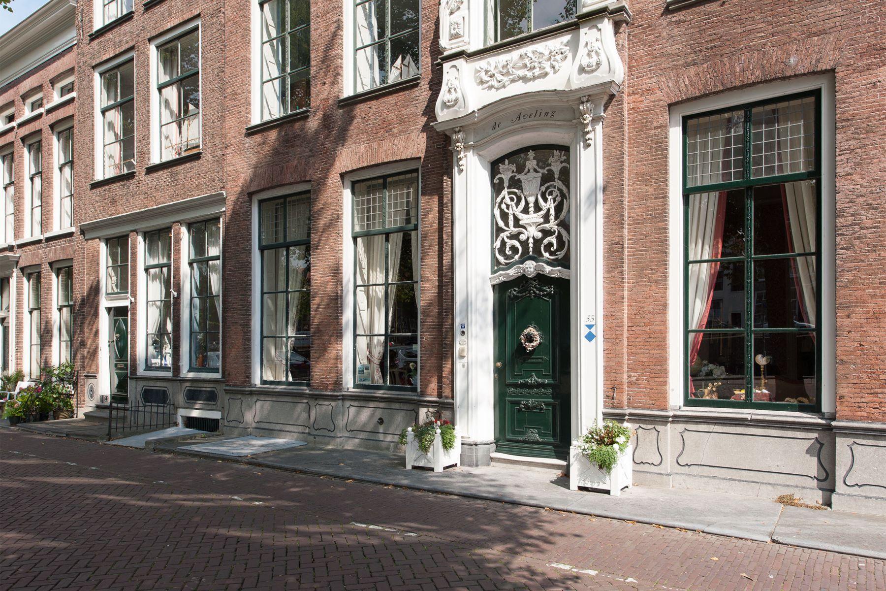 Townhouse for Sale at De Aveling Oude Haven 55 Zierikzee, Zeeland, 4301 JK Netherlands