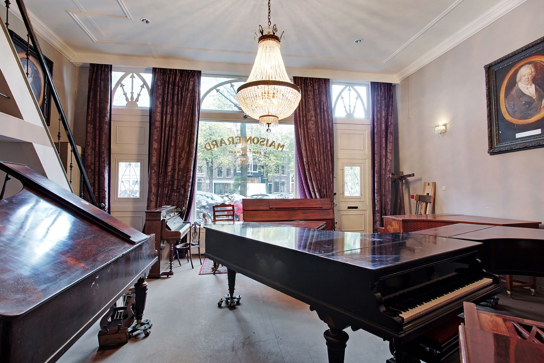 Townhouse for Sale at Canal House Keizersgracht Amsterdam Keizersgracht 91 Amsterdam, North Holland, 1015 CG Netherlands