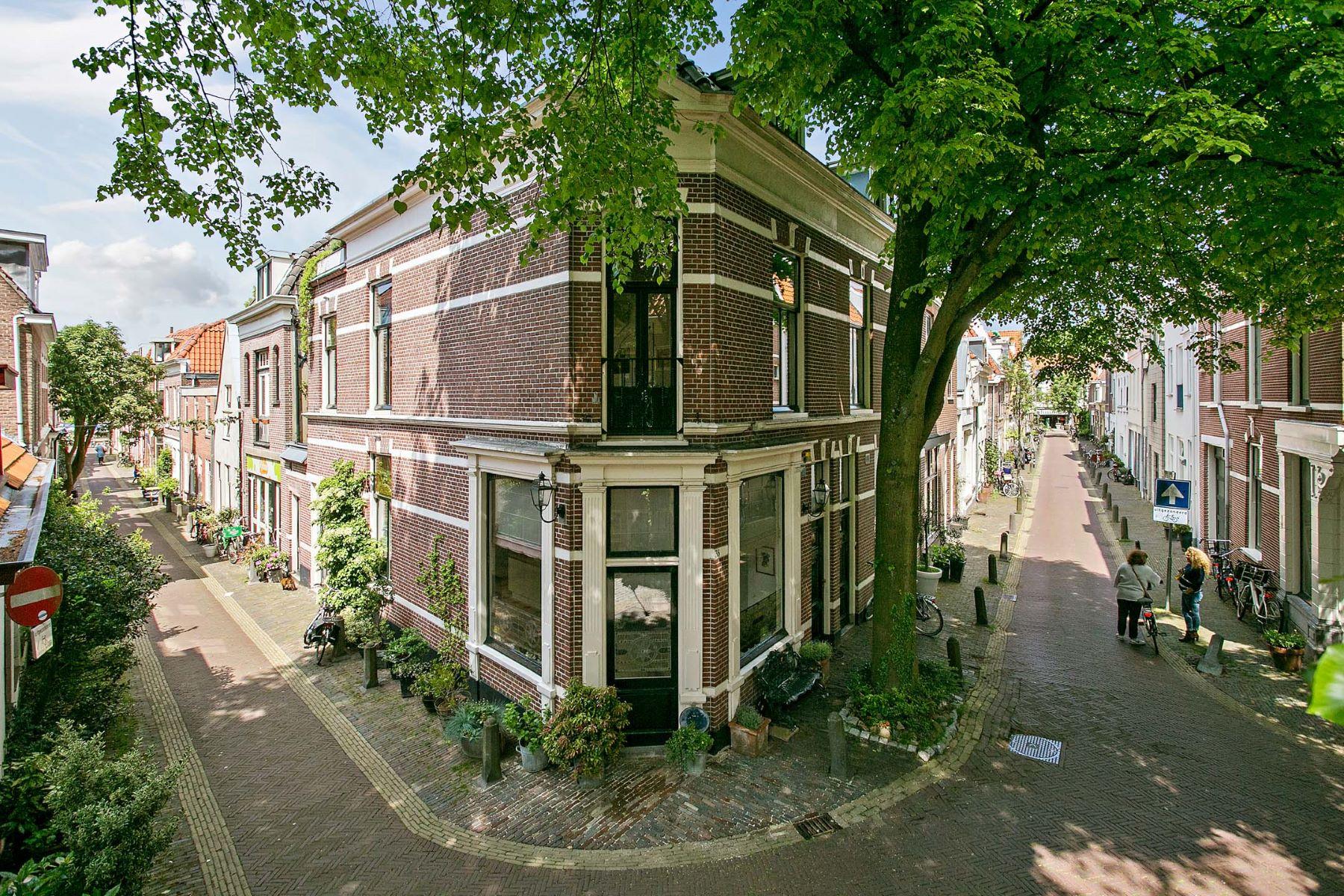 """Single Family Home for Sale at Townhouse """"Lange Bogaardstraat"""" Lange Bogaardstraat 36 Haarlem, North Holland 2011 WV Netherlands"""