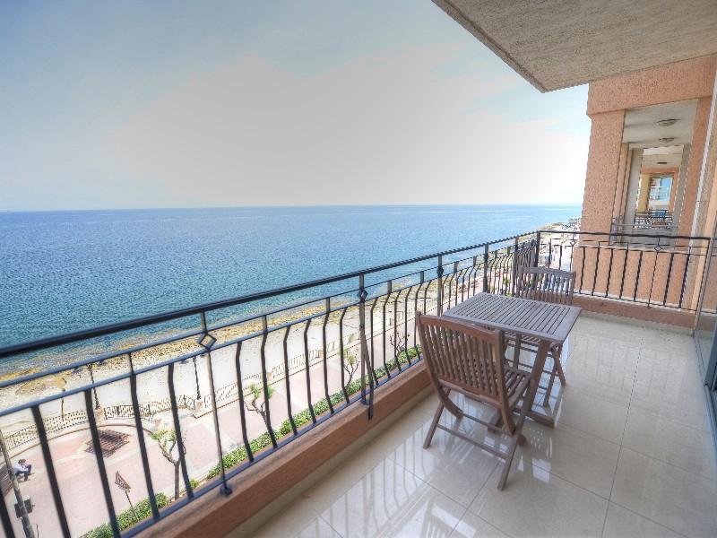 Apartment for Rent at Seafront Luxury Apartment Sliema, Malta Malta