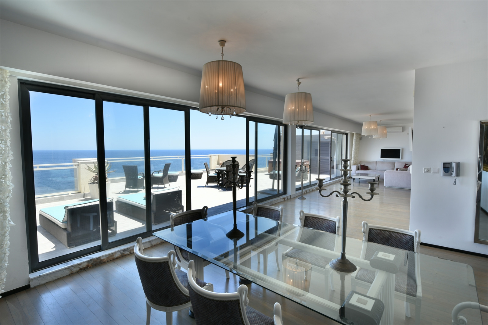 Apartment for Sale at Seafront Penthouse Sliema, Malta